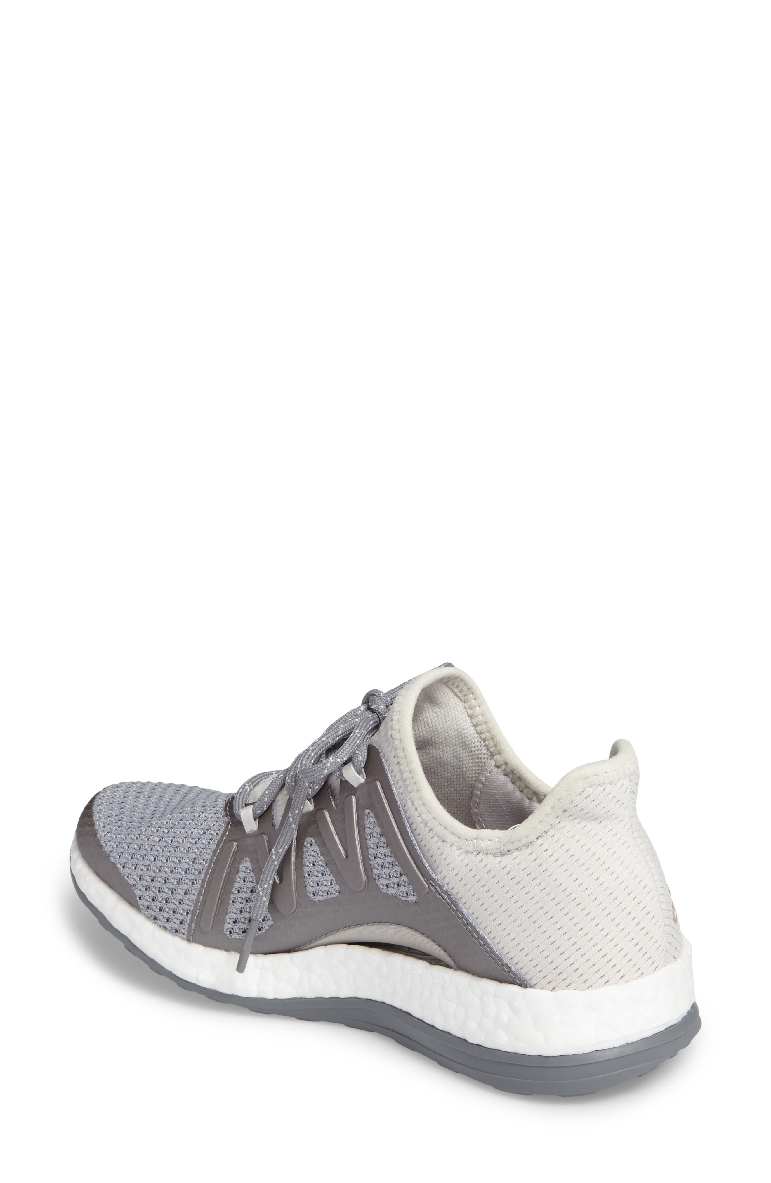 PureBOOST Xpose Running Shoe,                             Alternate thumbnail 7, color,