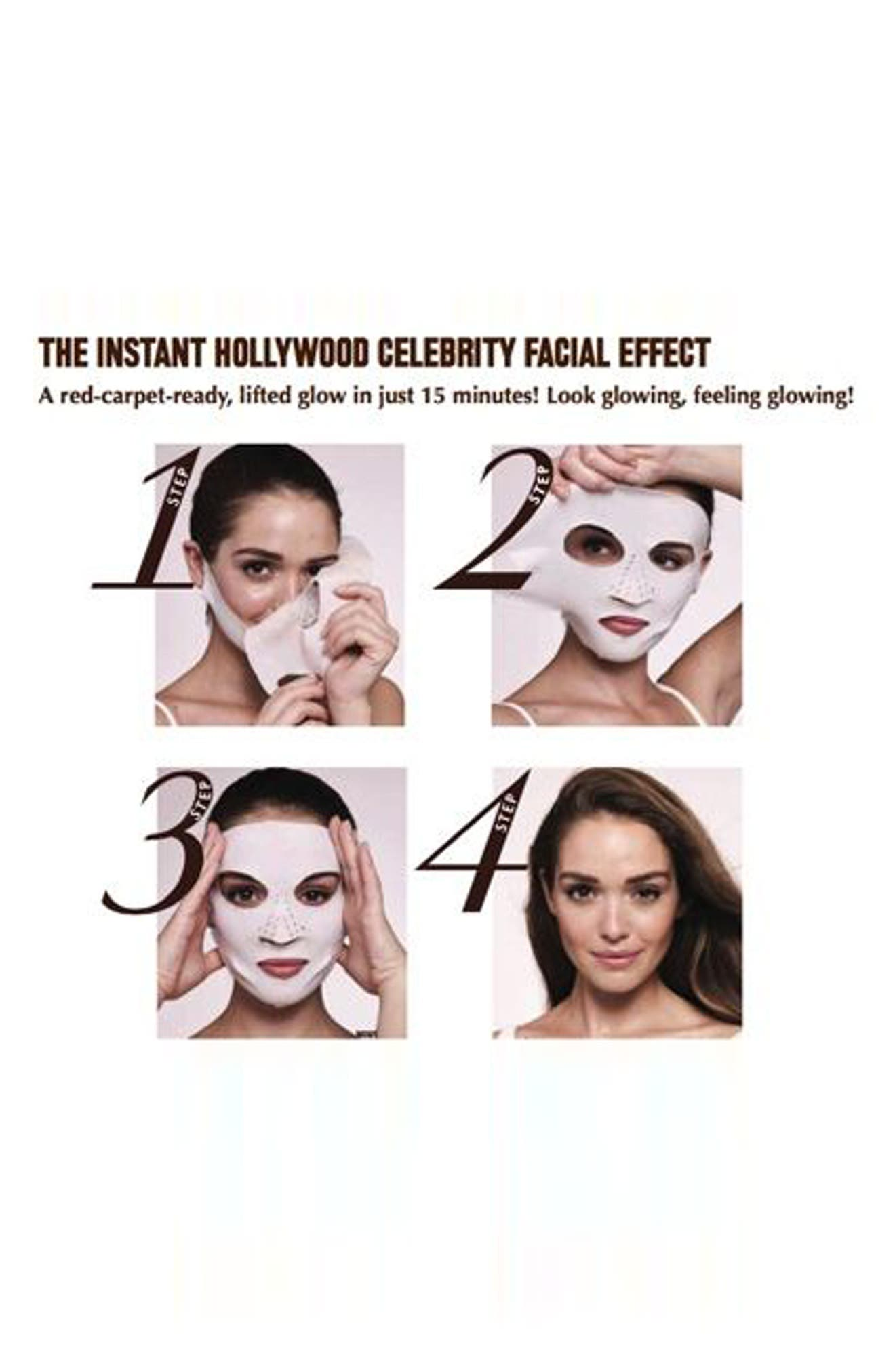 Instant Magic Facial Dry Sheet Mask,                             Alternate thumbnail 4, color,                             NO COLOR