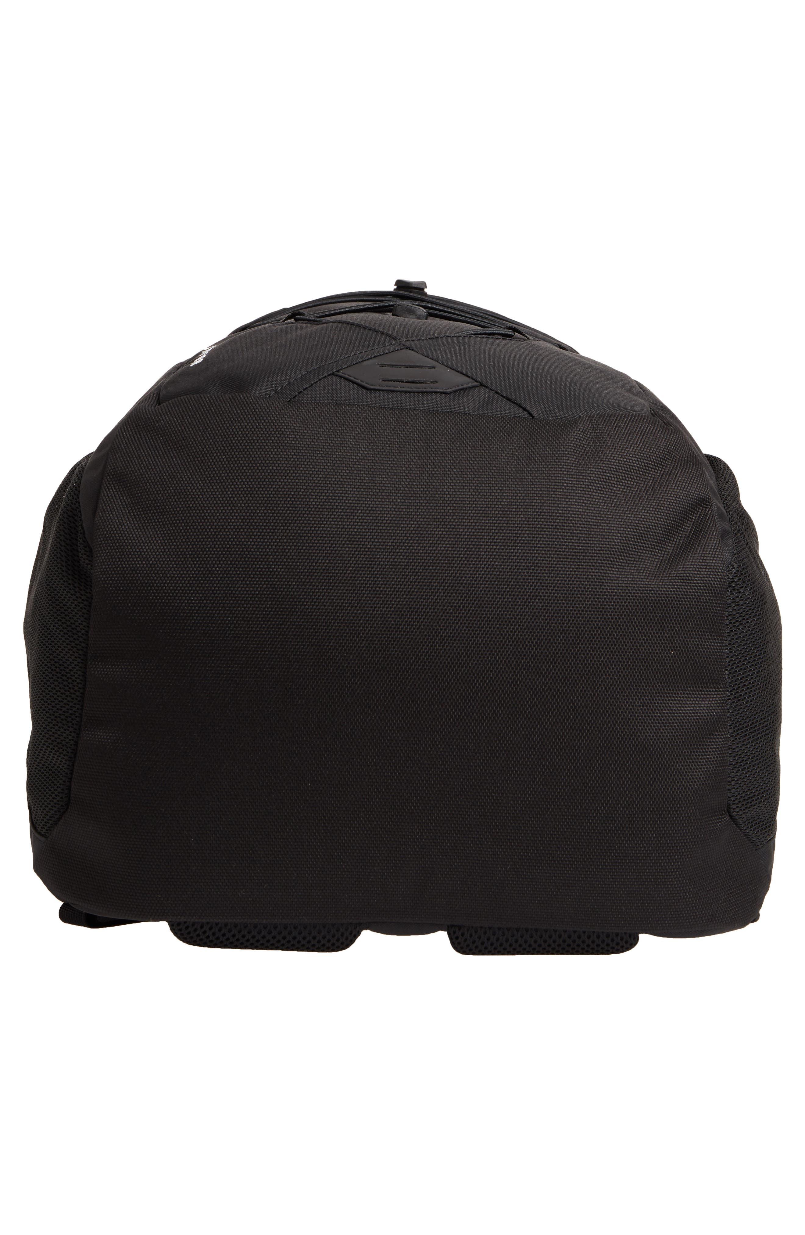 'Jester' Backpack,                             Alternate thumbnail 6, color,                             TNF BLACK