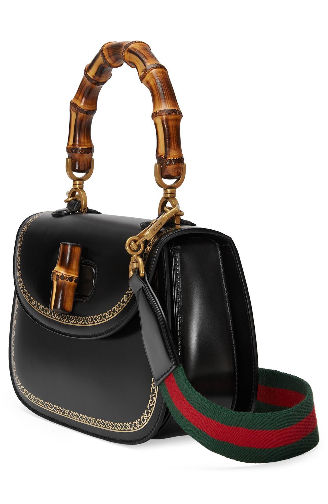 Medium Classic 2 Top Handle Shoulder Bag,                             Alternate thumbnail 4, color,