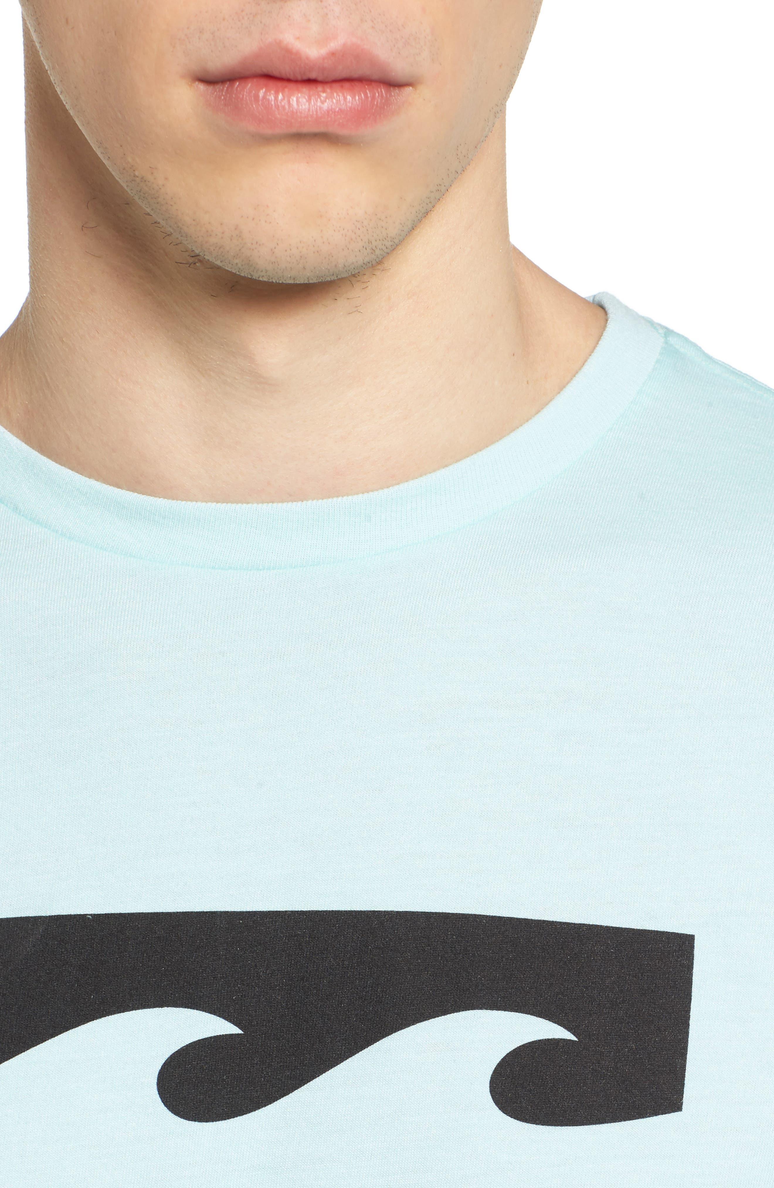 Wave Graphic T-Shirt,                             Alternate thumbnail 12, color,