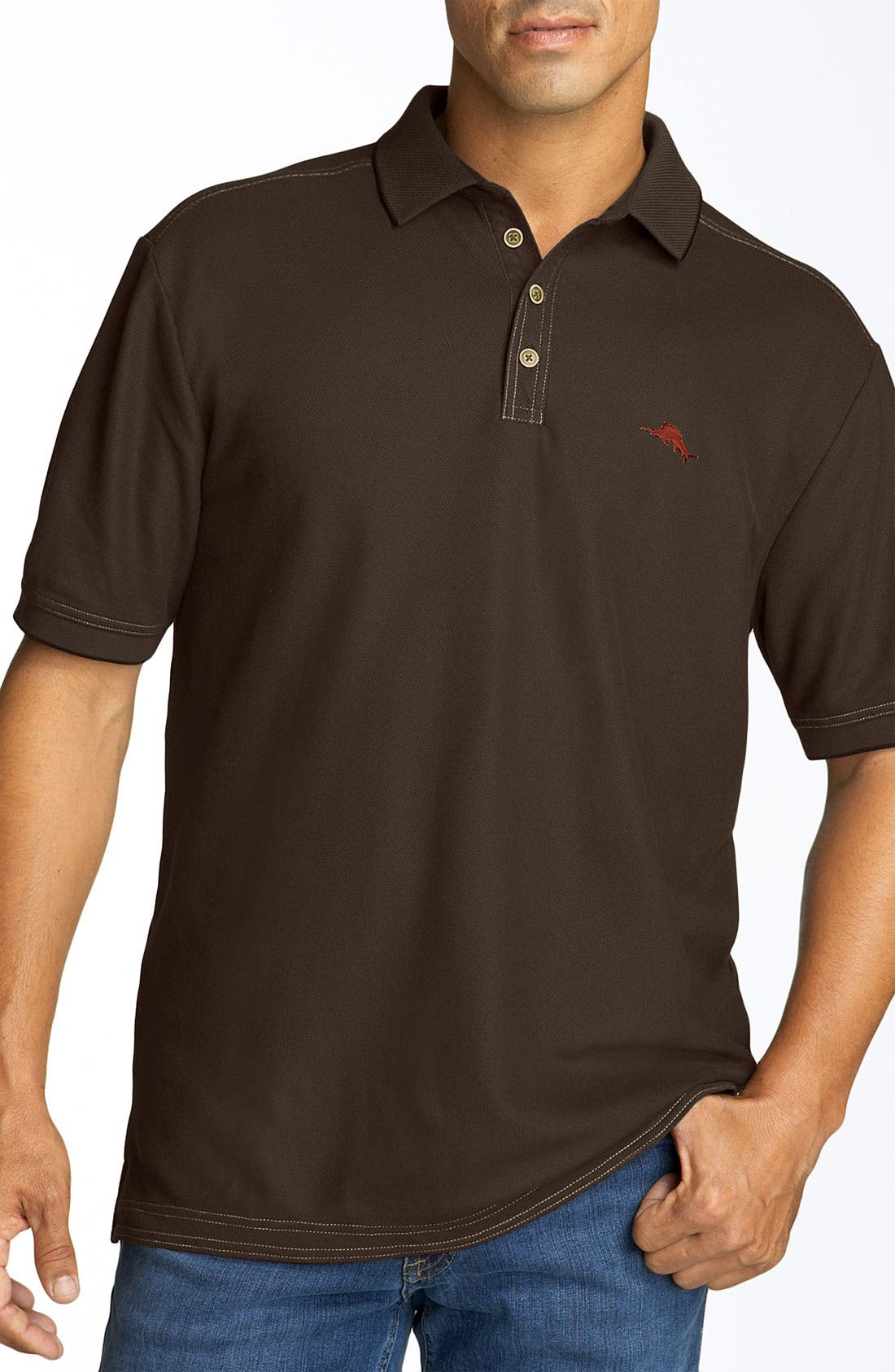 'The Emfielder' Original Fit Piqué Polo,                             Main thumbnail 30, color,
