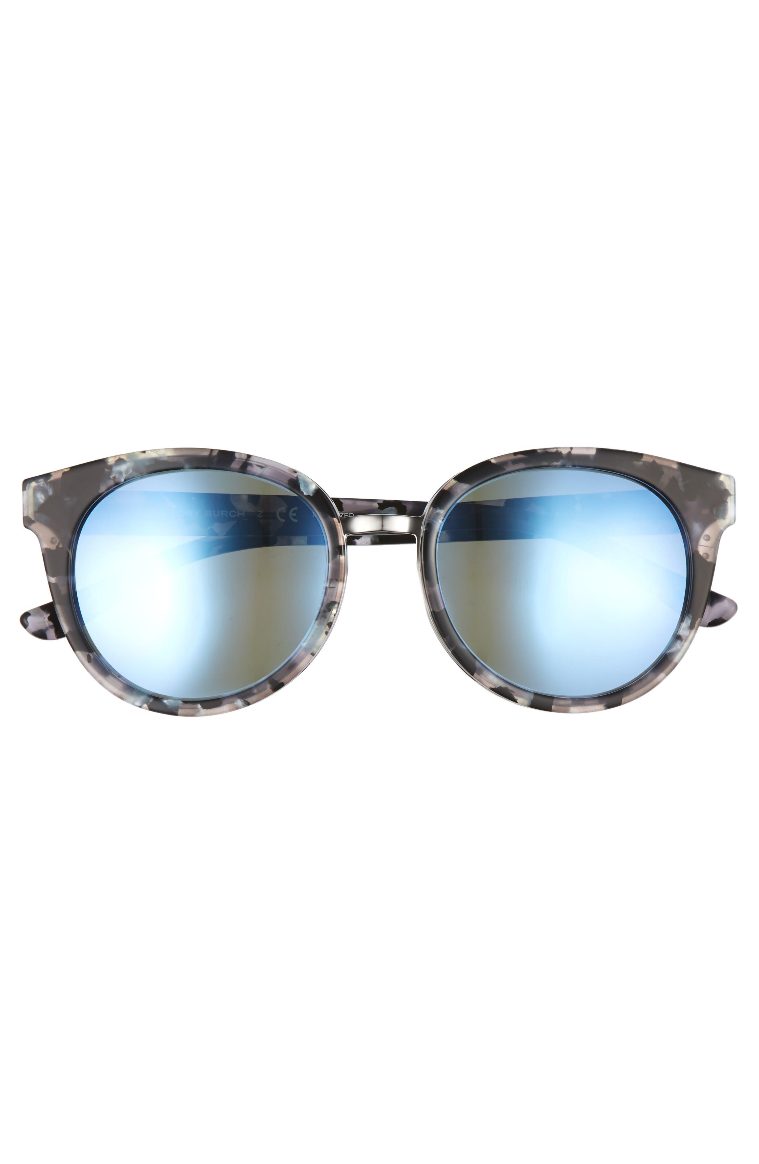 53mm Polarized Sunglasses,                             Alternate thumbnail 3, color,                             001