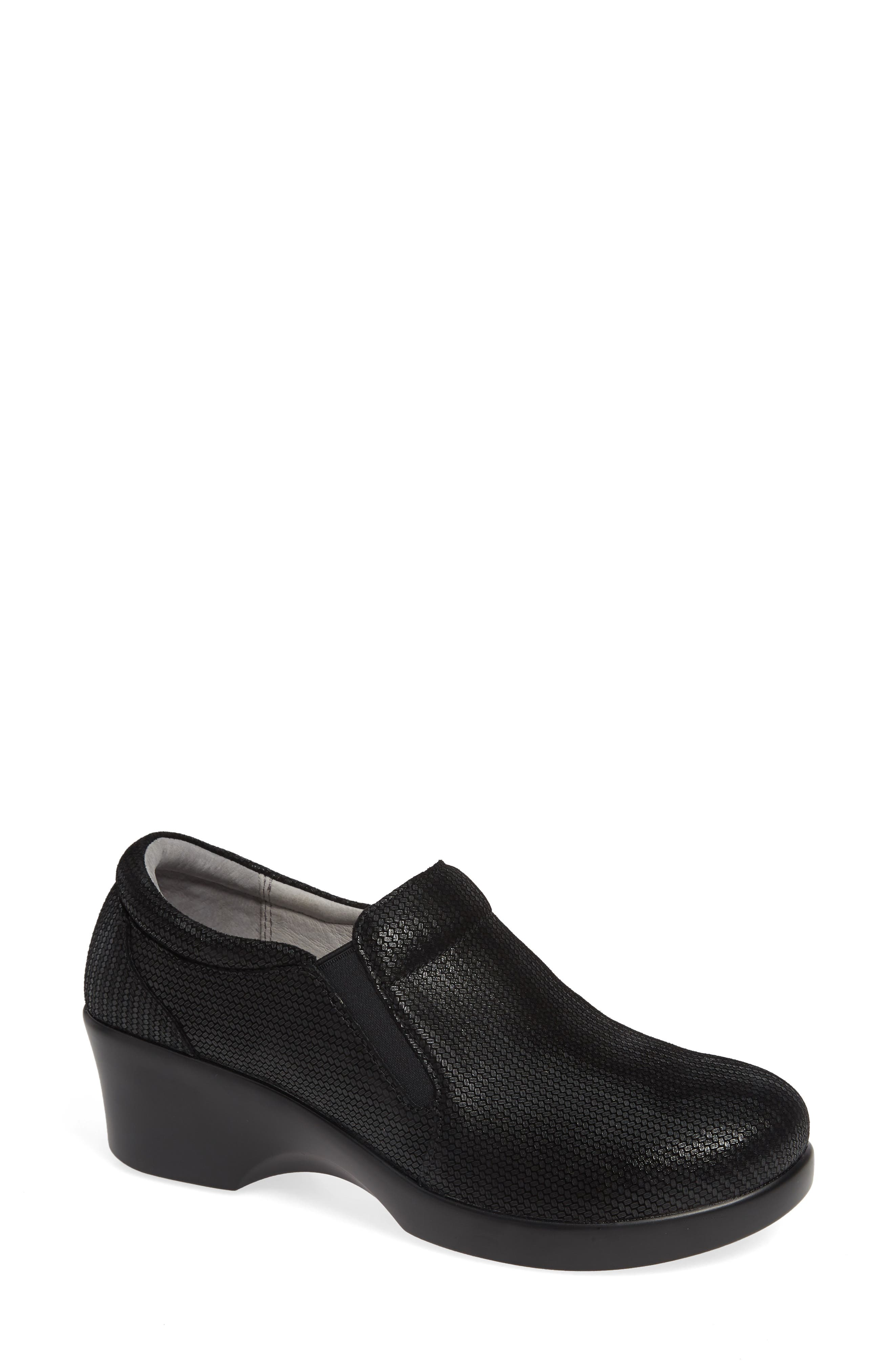 Eryn Pump,                         Main,                         color, BOB AND WEAVE LEATHER