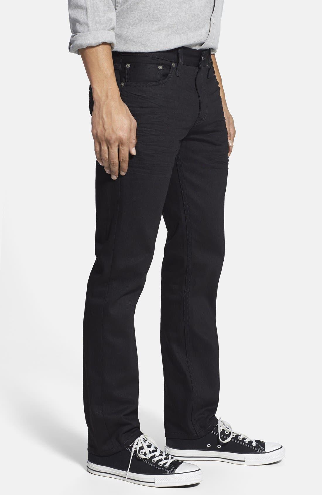 '511<sup>™</sup>' Slim Fit Jeans,                             Alternate thumbnail 2, color,                             001
