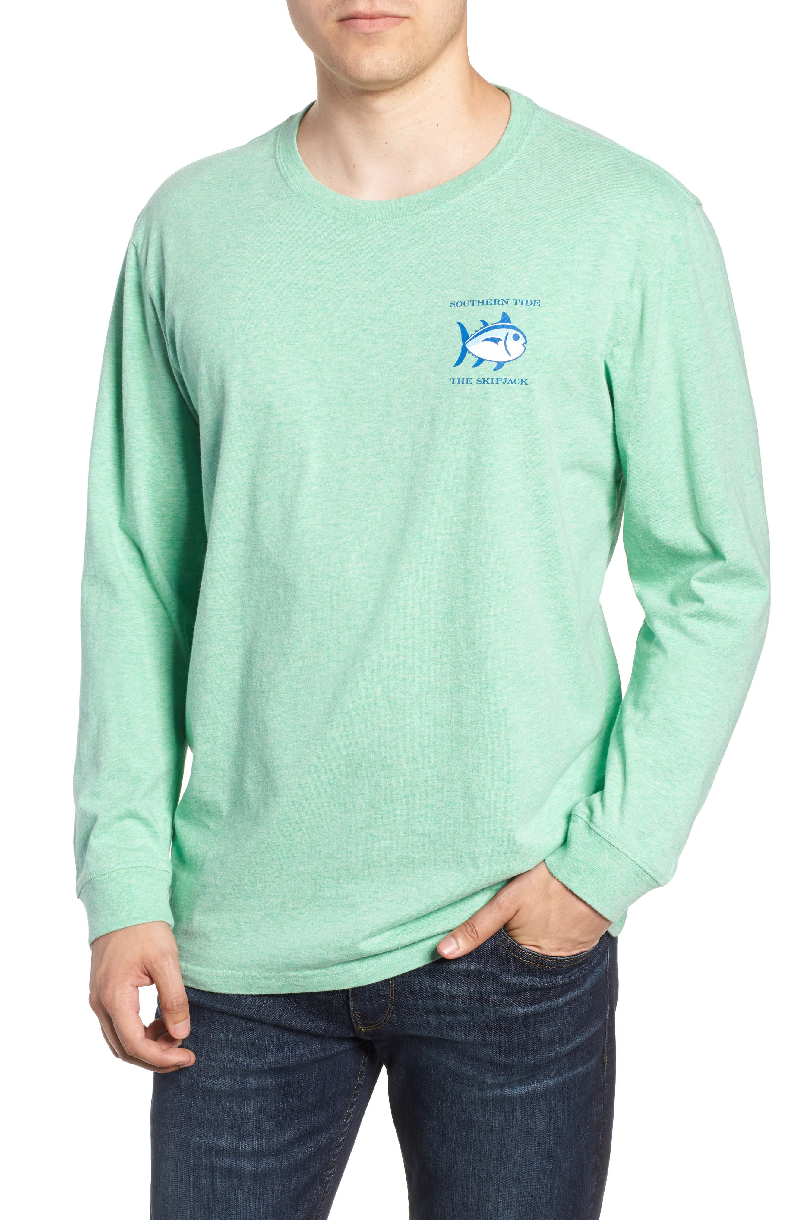 Original Skipjack T-Shirt,                             Main thumbnail 1, color,