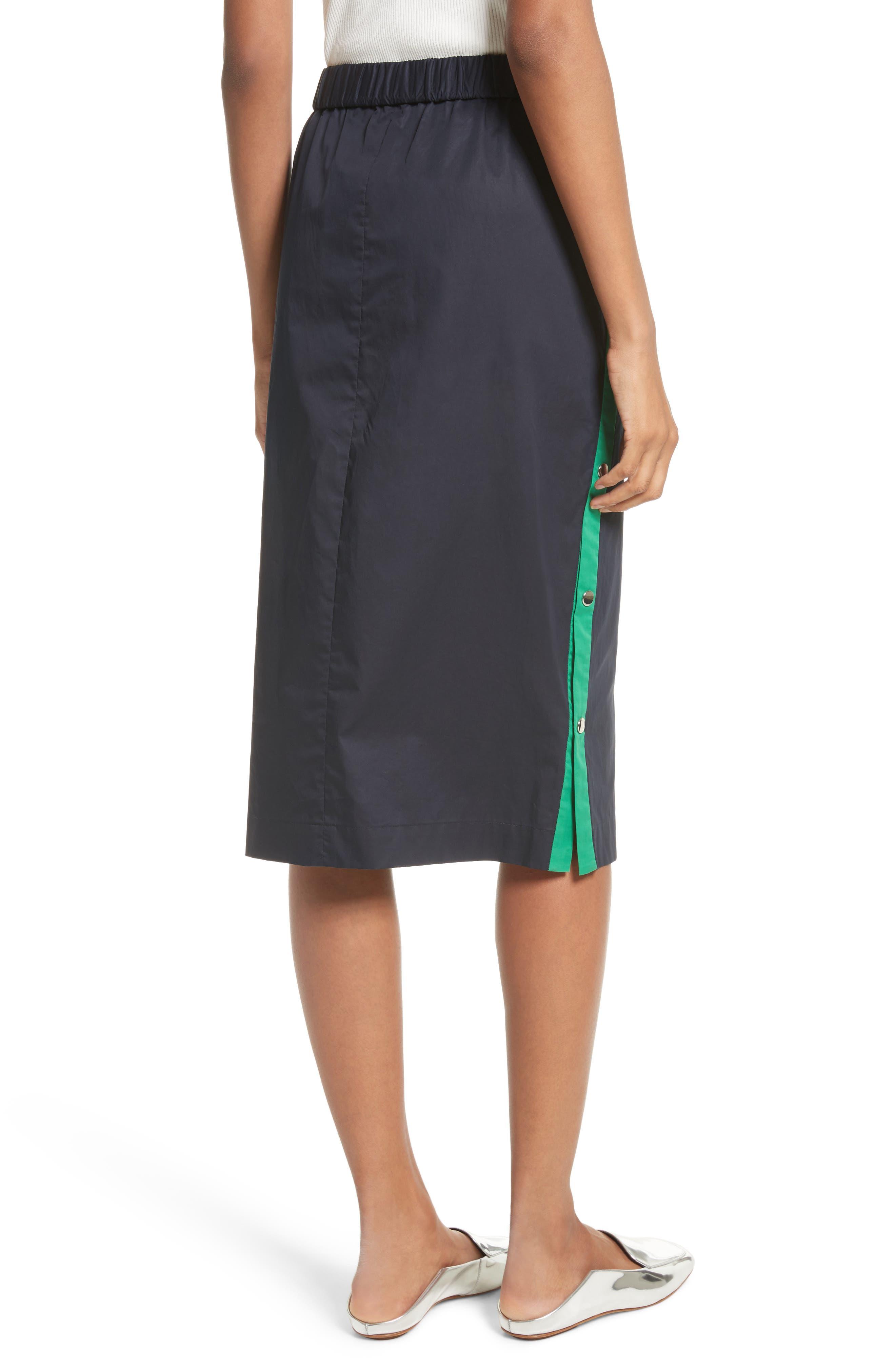 Side Snap Skirt,                             Alternate thumbnail 2, color,                             404