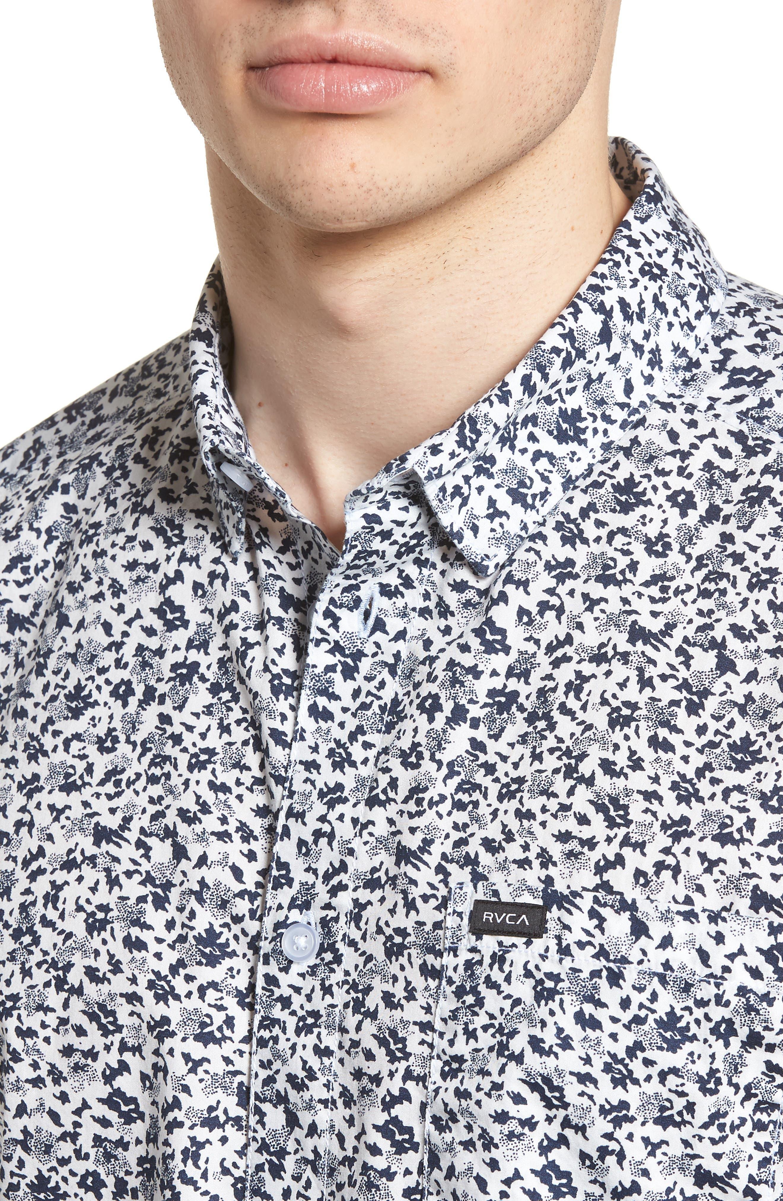 Dresden Woven Shirt,                             Alternate thumbnail 8, color,