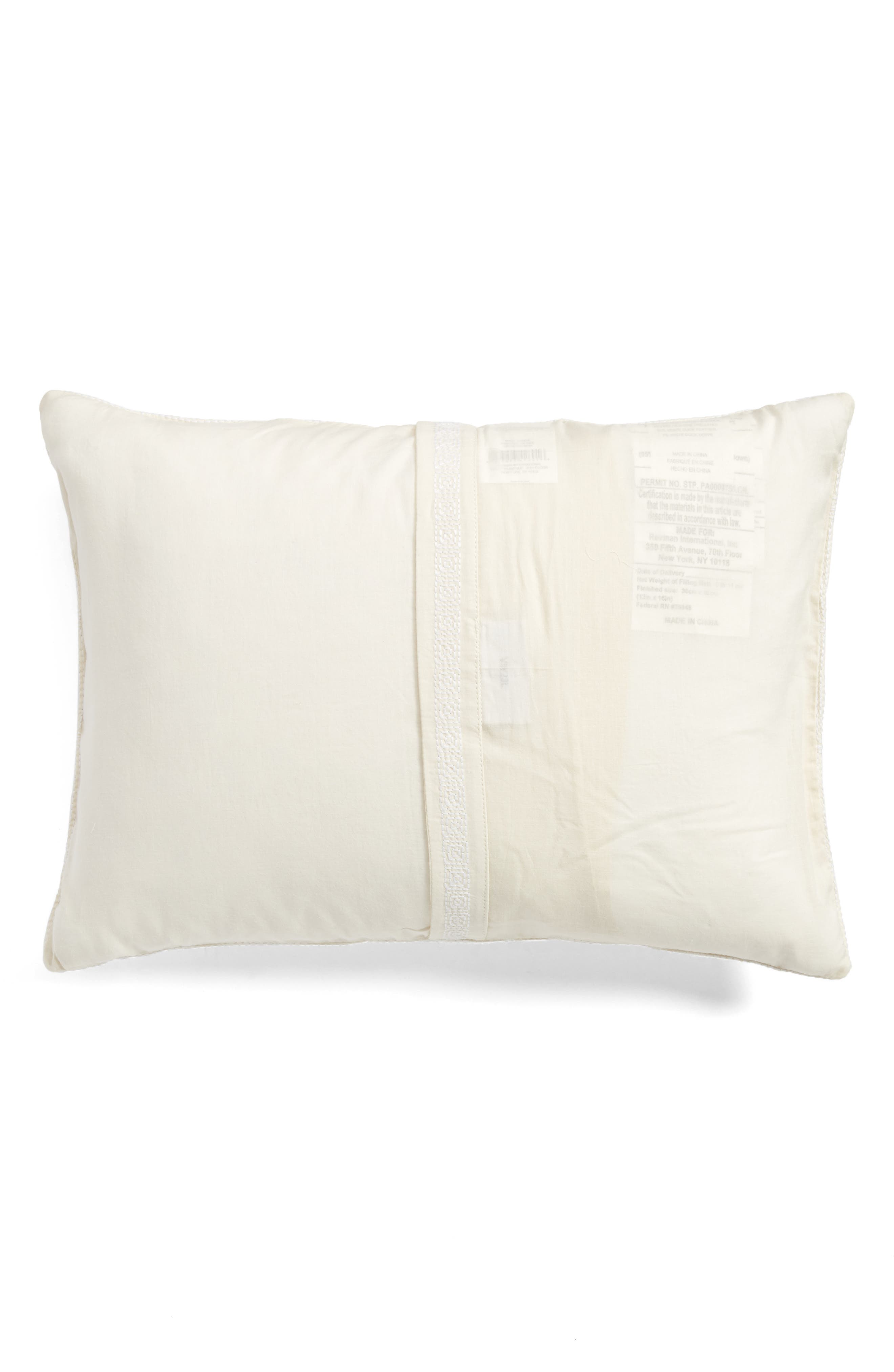 Fretwork Breakfast Pillow,                             Alternate thumbnail 2, color,                             250