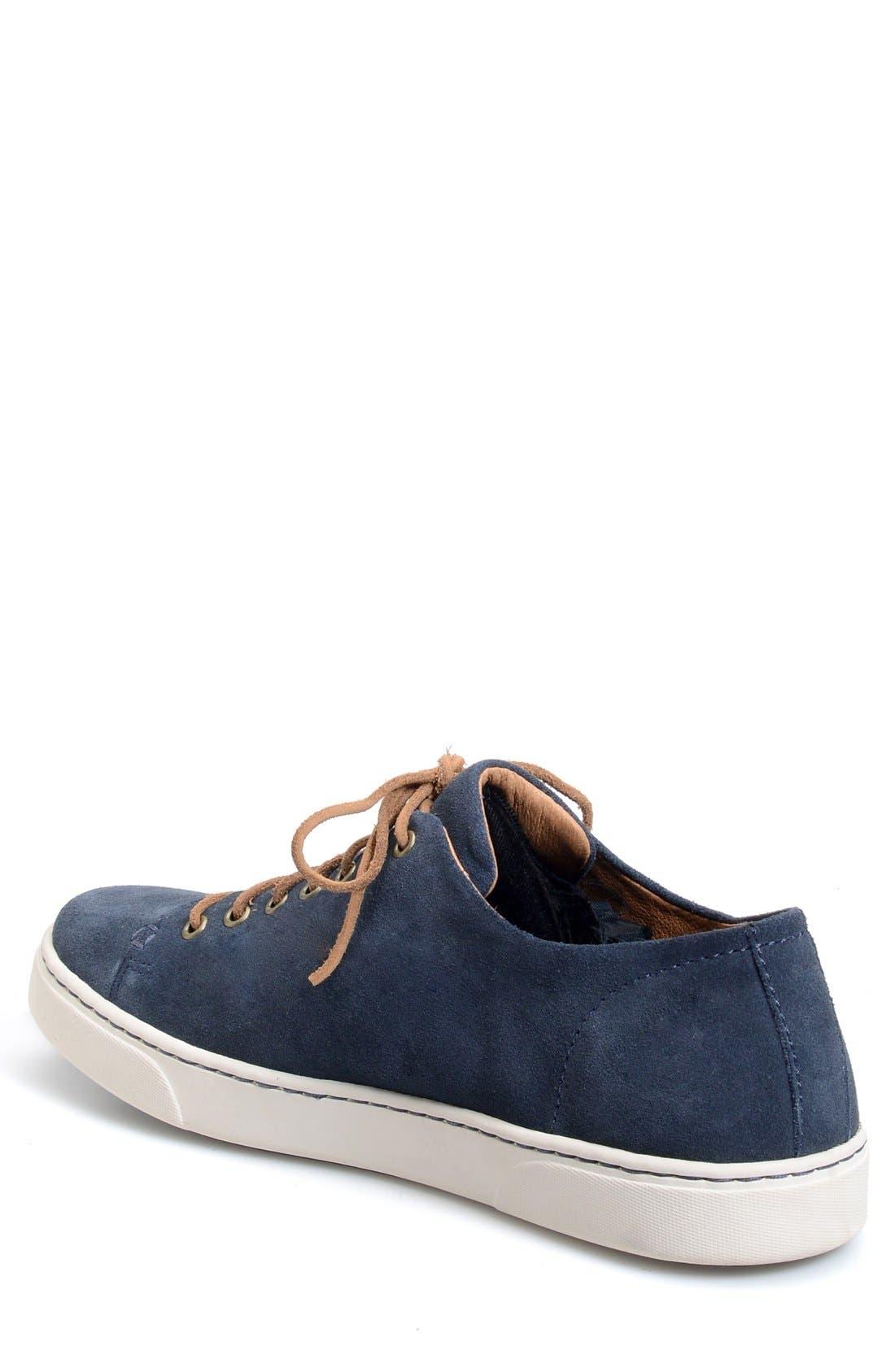 'Bayne' Cap Toe Sneaker,                             Alternate thumbnail 18, color,