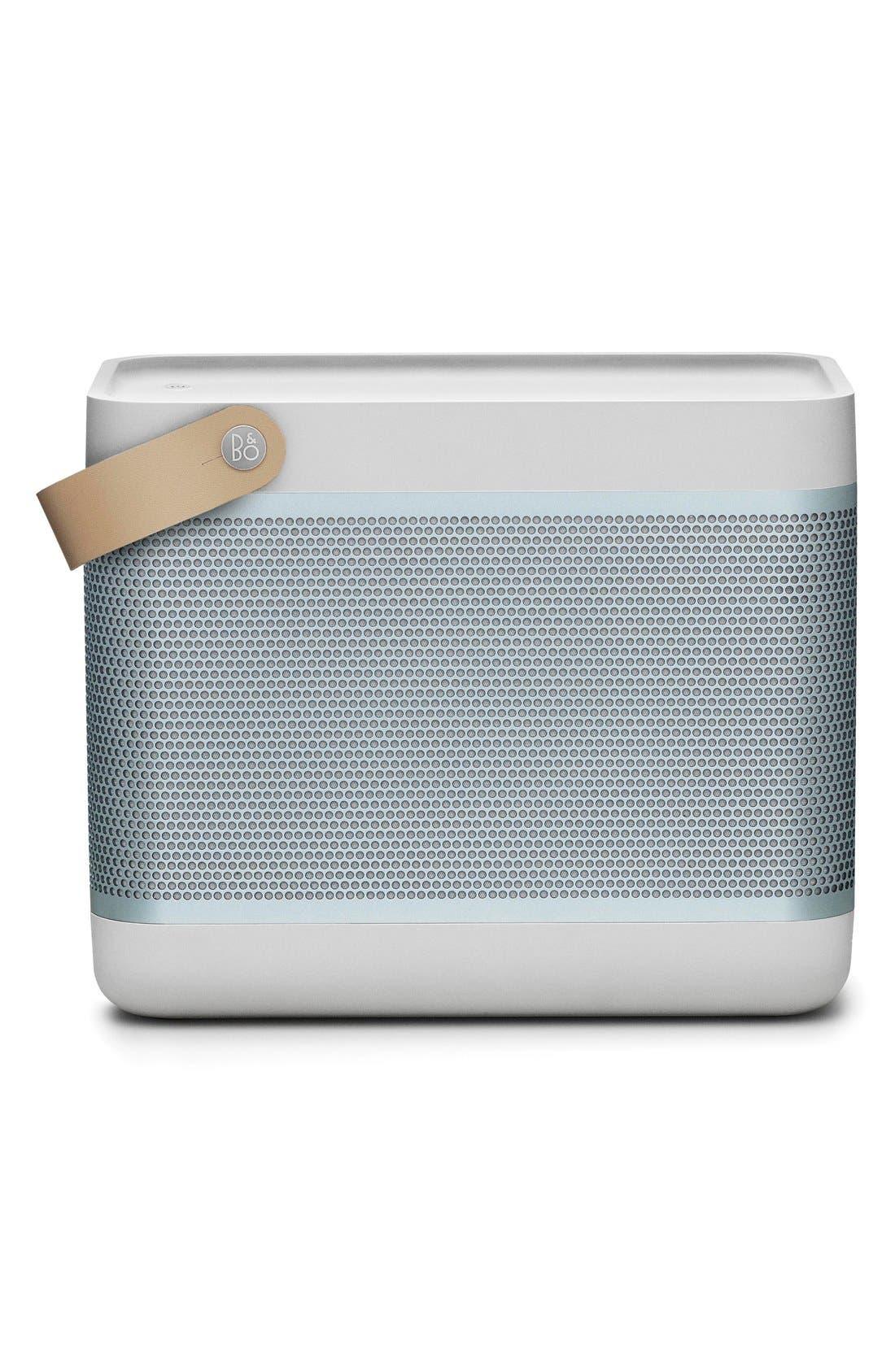 'Beolit 15' Portable Bluetooth<sup>®</sup> Speaker,                             Main thumbnail 1, color,                             POLAR BLUE
