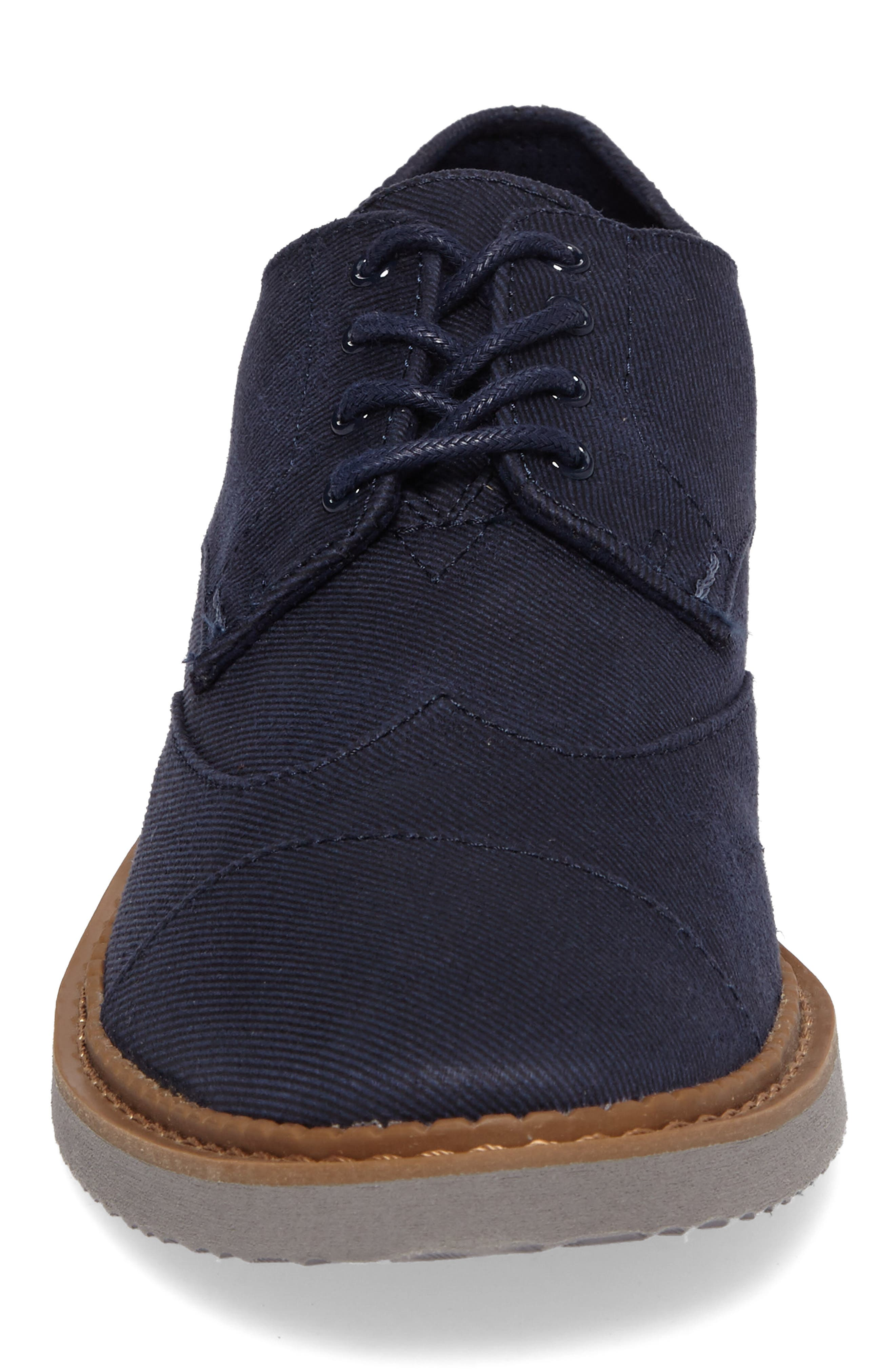 'Classic Brogue' Cotton Twill Derby,                             Alternate thumbnail 59, color,