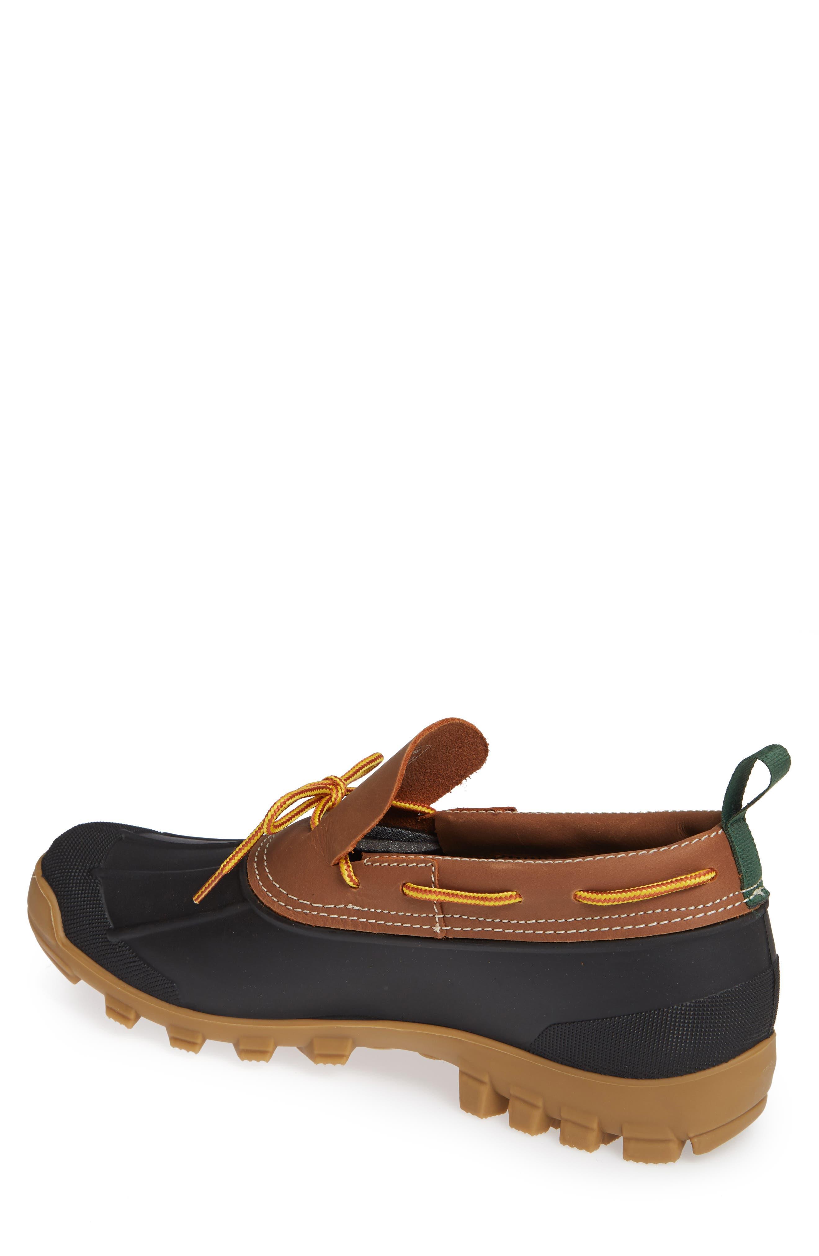 Yukon Short Waterproof Boot,                             Alternate thumbnail 2, color,                             TAN LEATHER