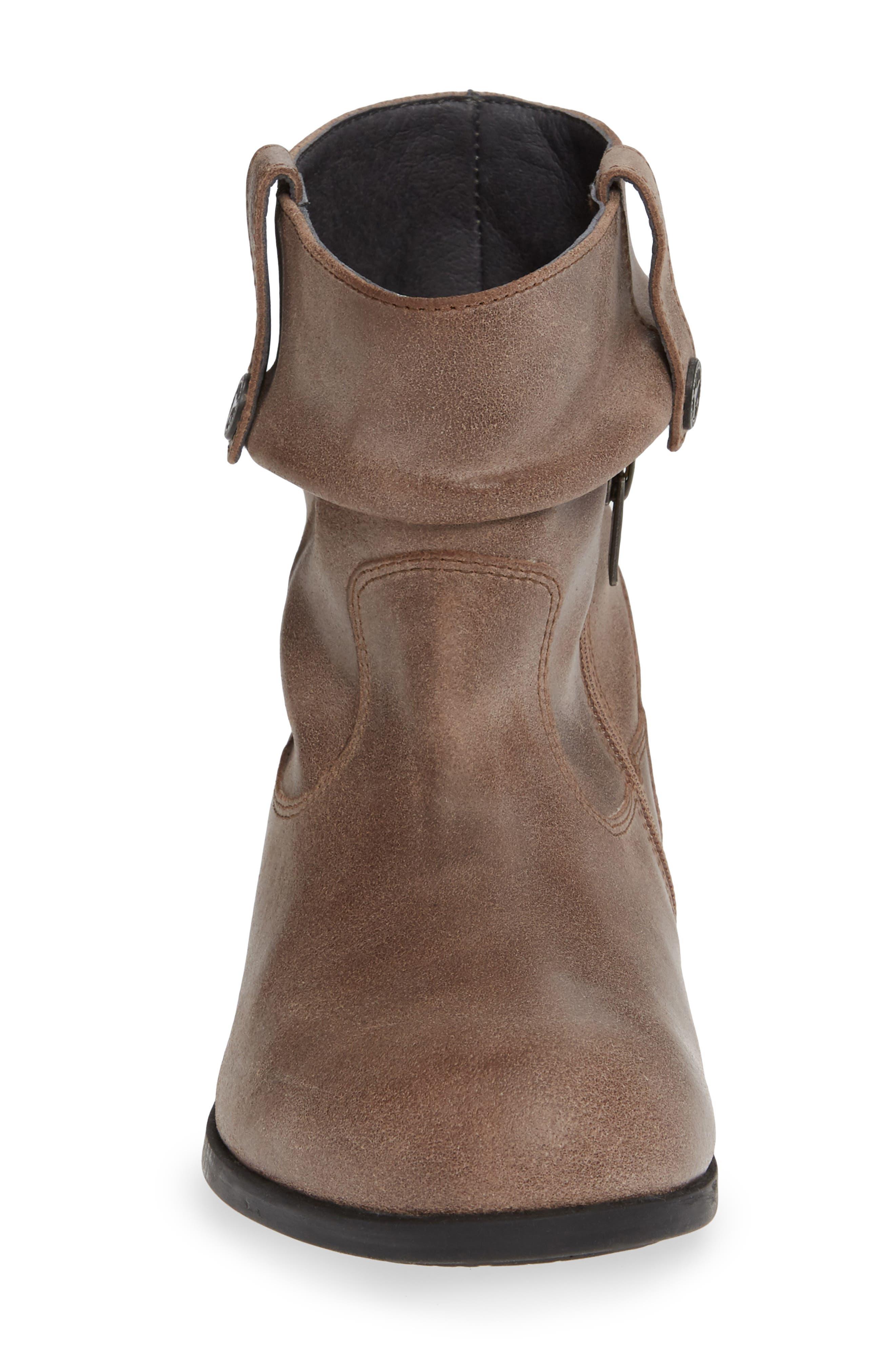 'Sarnia' Boot,                             Alternate thumbnail 4, color,                             MUD SUEDE