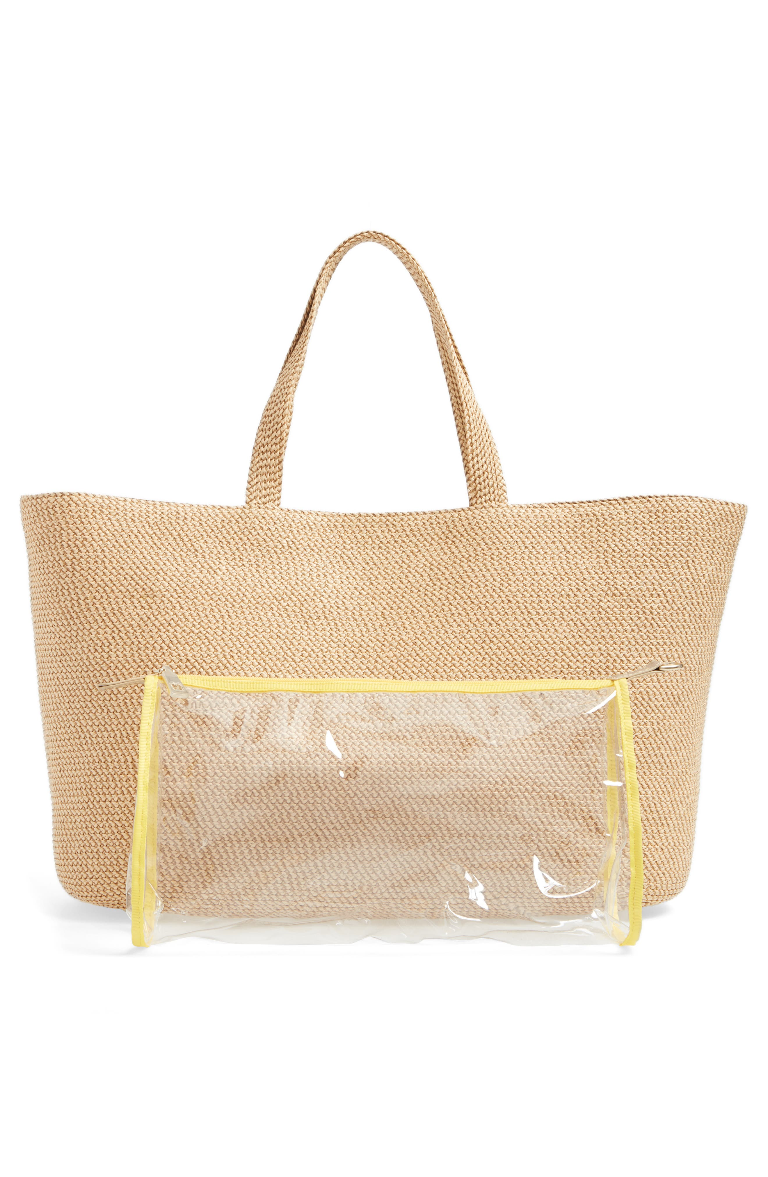 'Sinclair' Squishee<sup>®</sup> Tote,                             Alternate thumbnail 7, color,