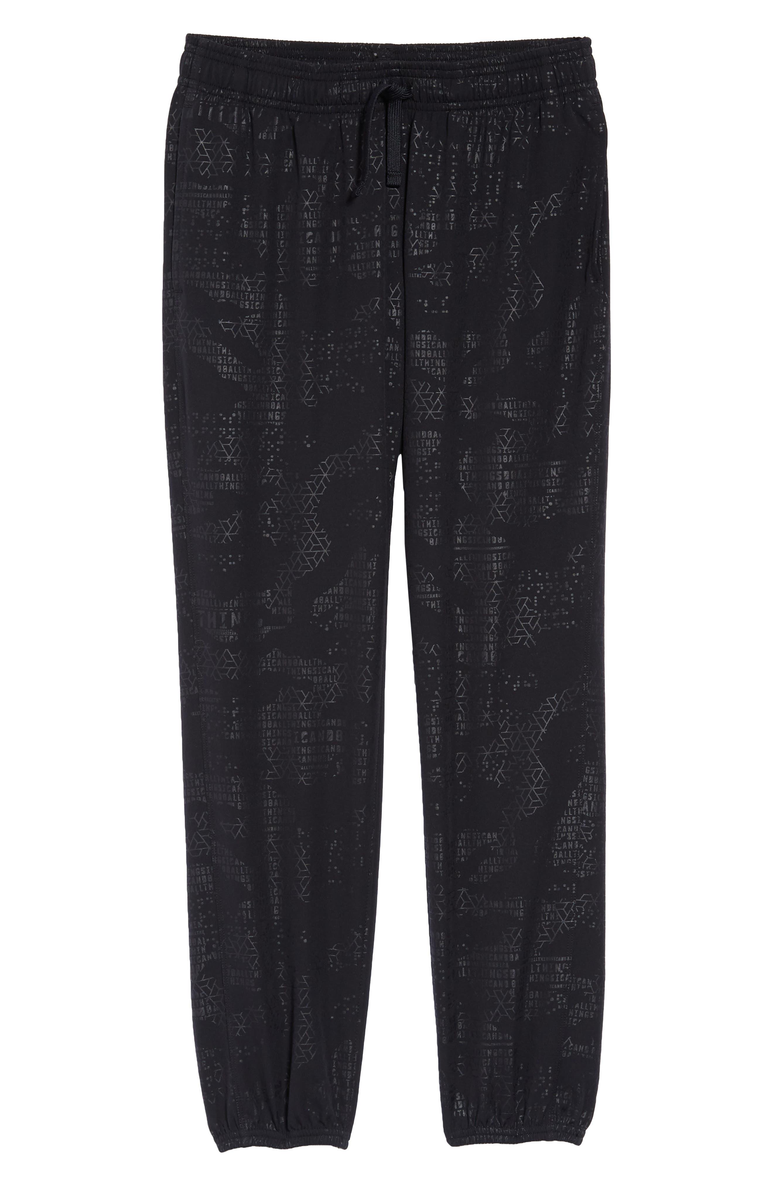 SC30 Windwear Pants,                             Main thumbnail 1, color,                             BLACK / / GRAPHITE