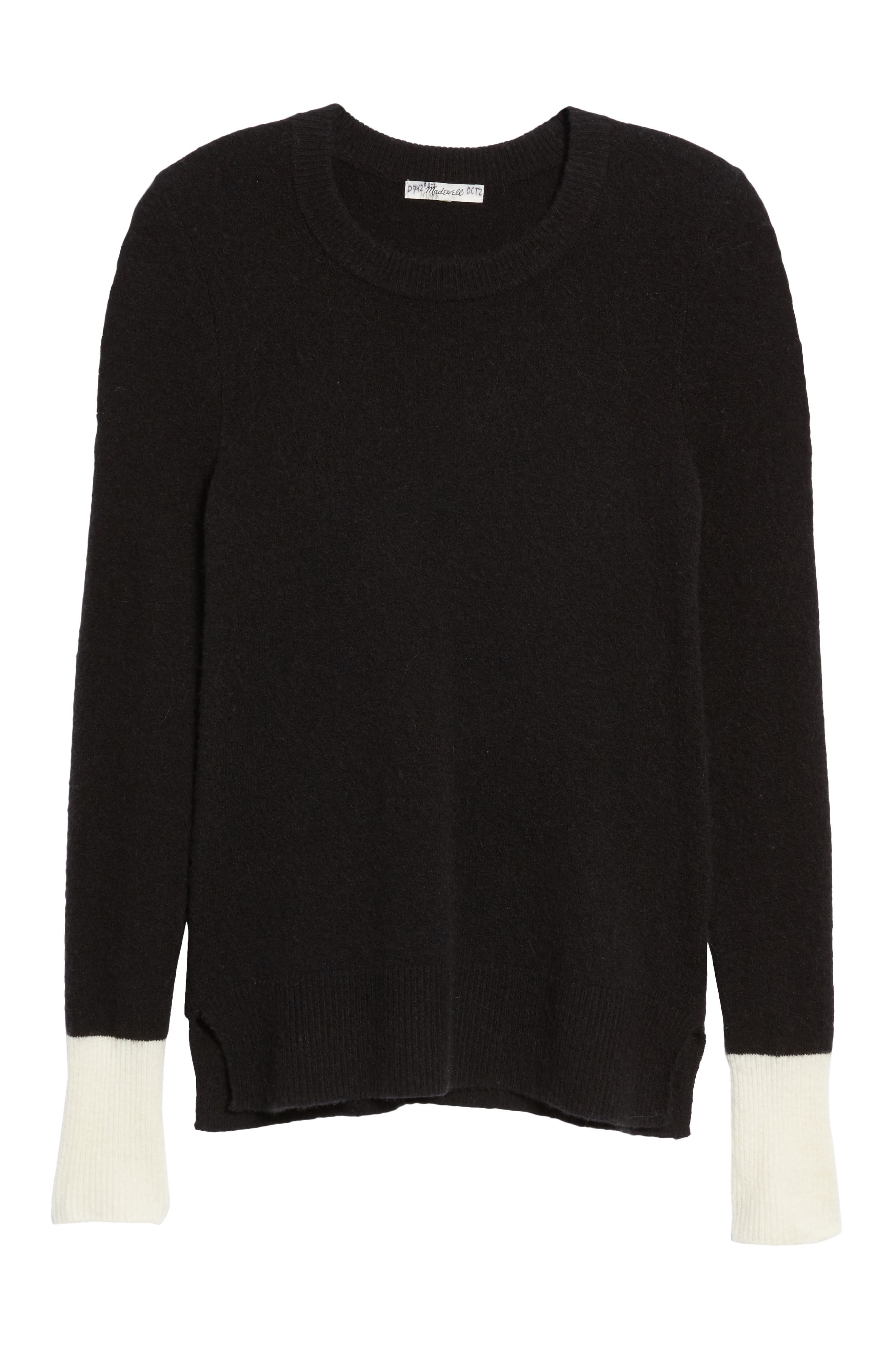 Fremont Colorblock Pullover Sweater,                             Alternate thumbnail 7, color,