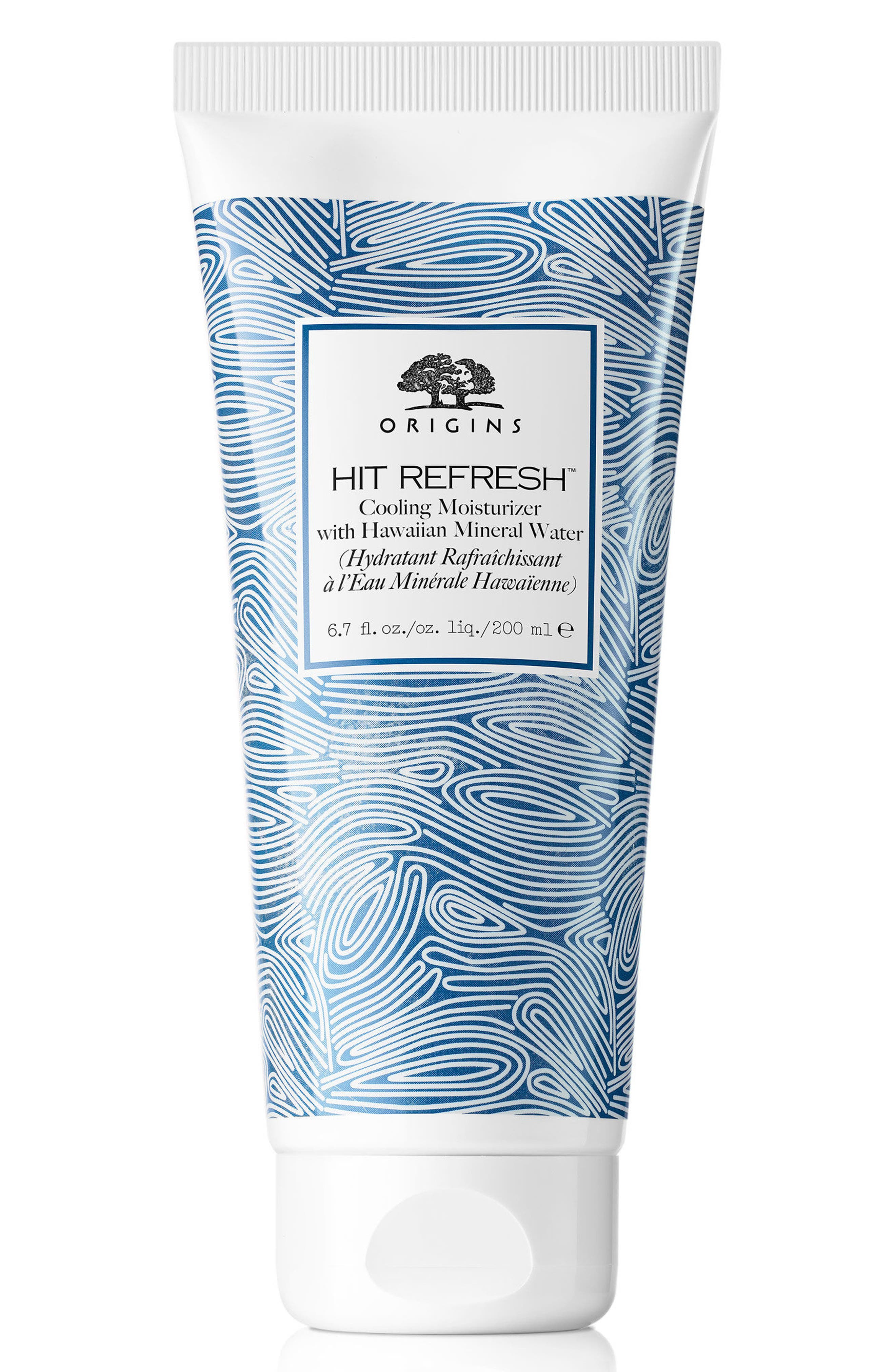Hit Refresh<sup>™</sup> Cooling Moisturizer with Hawaiian Mineral Water,                             Main thumbnail 1, color,                             NO COLOR