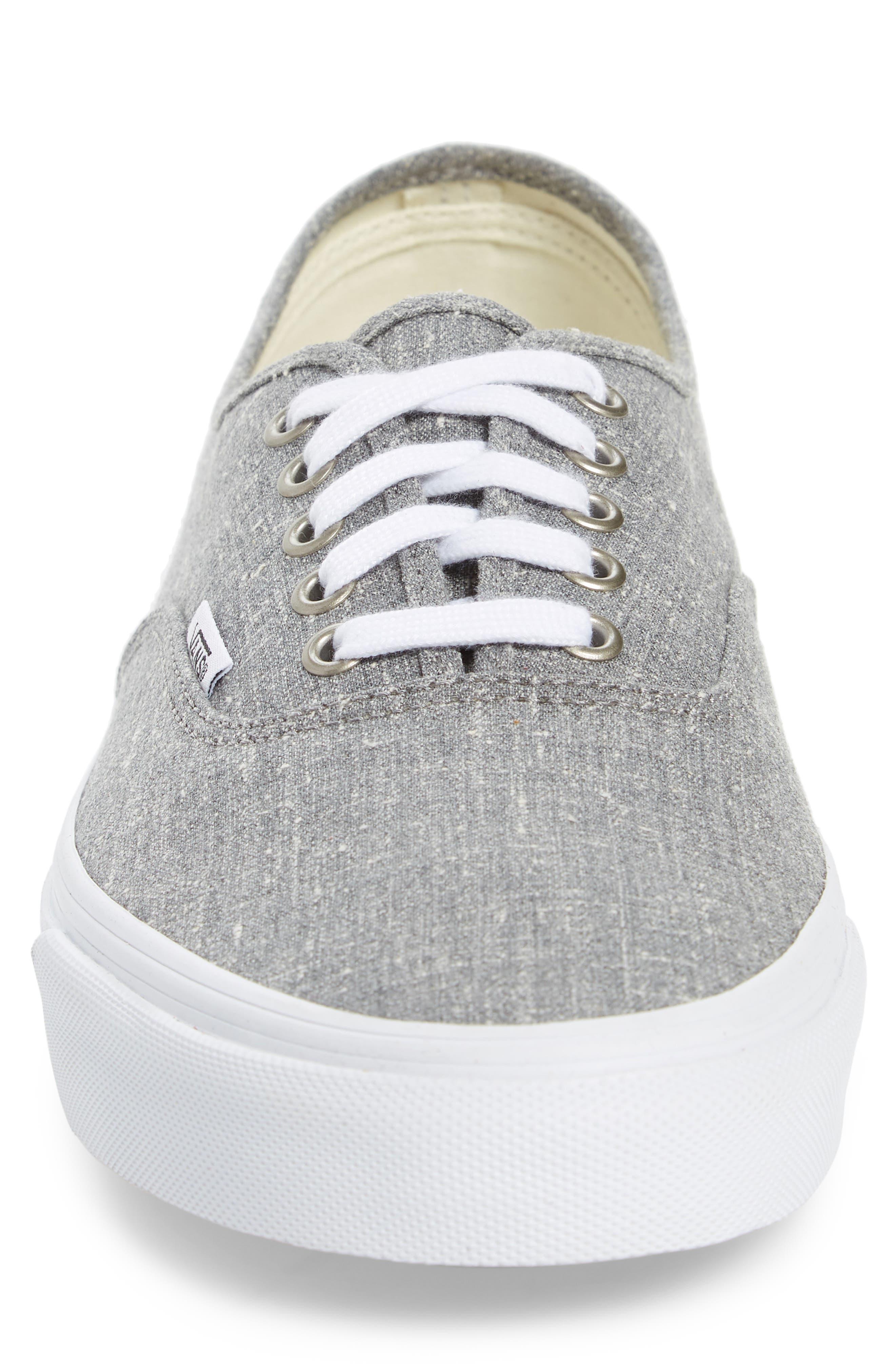 Authentic Sneaker,                             Alternate thumbnail 4, color,                             030