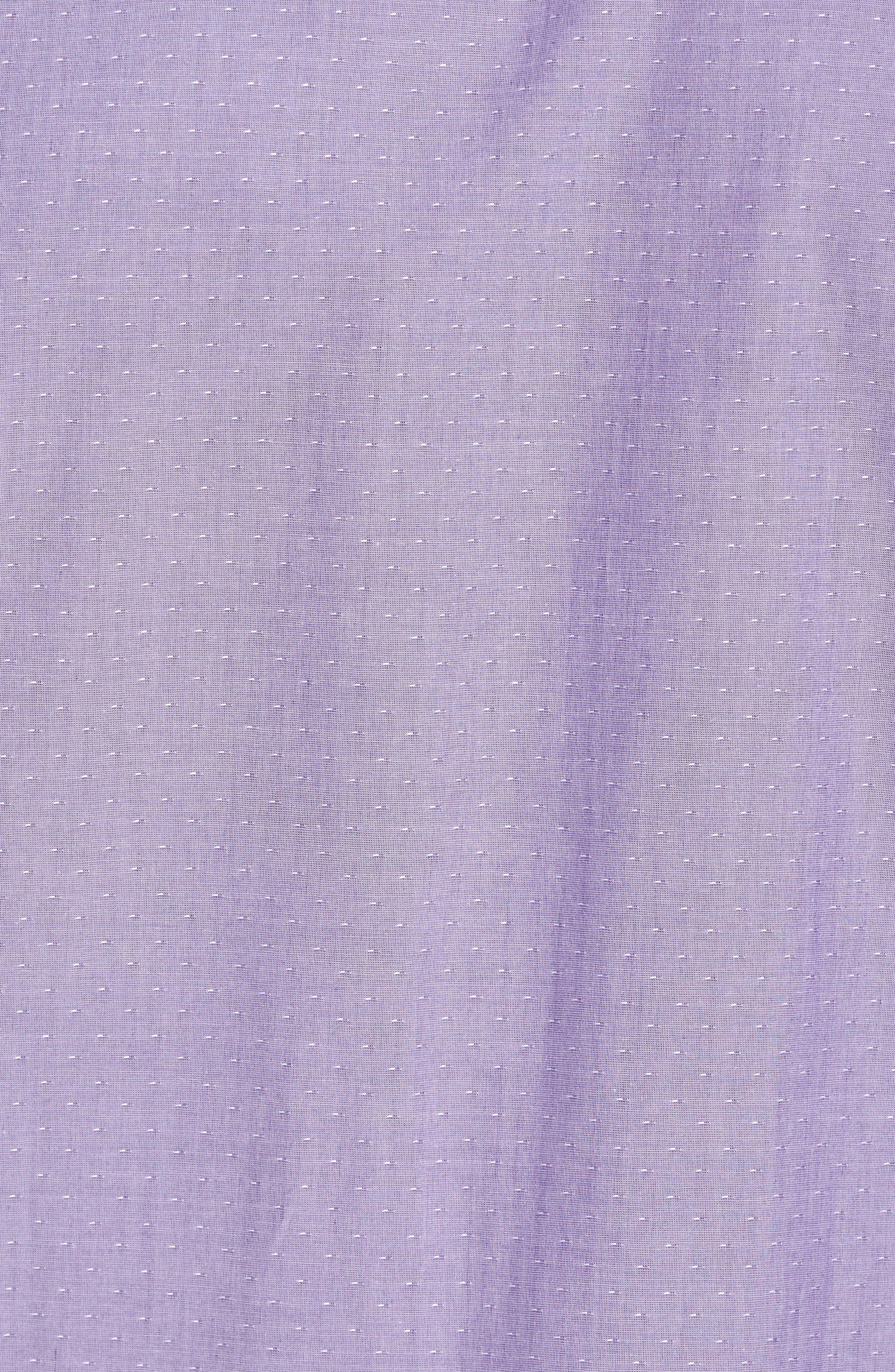 Olson Slim Fit Dobby Sport Shirt,                             Alternate thumbnail 5, color,                             530
