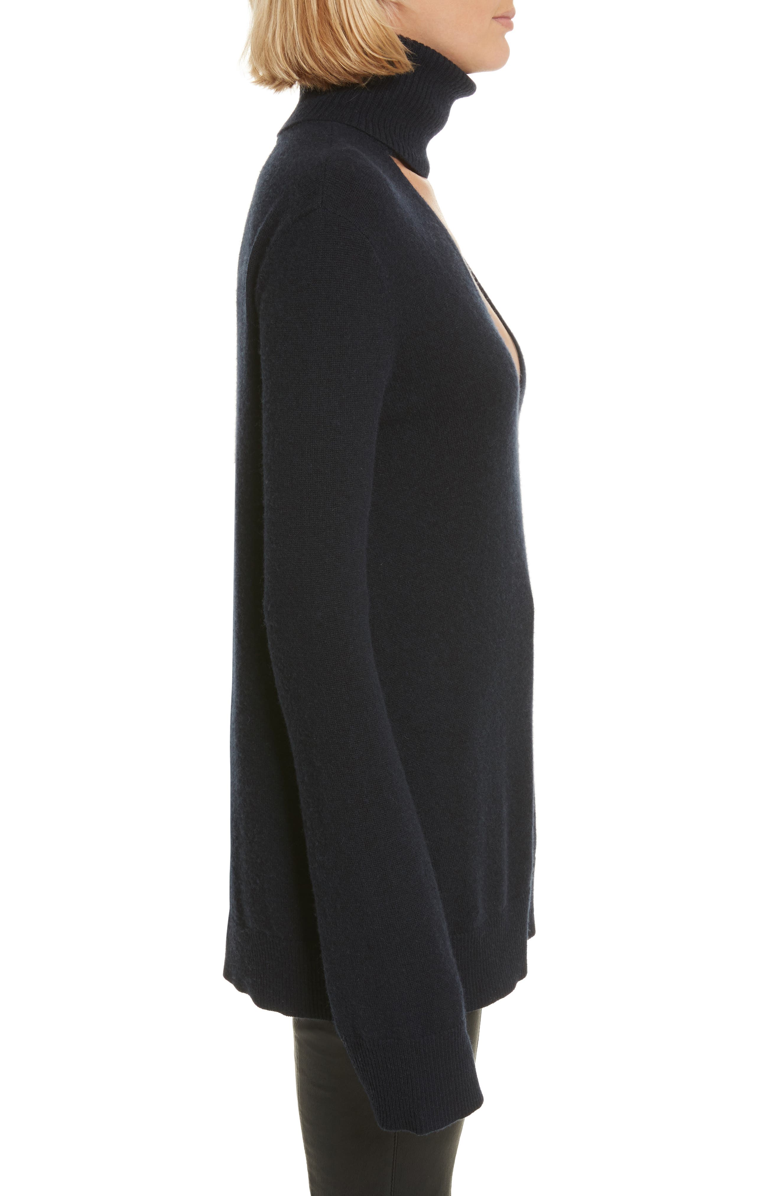 A.L.C.,                             Camilla Wool & Cashmere Sweater,                             Alternate thumbnail 3, color,                             021