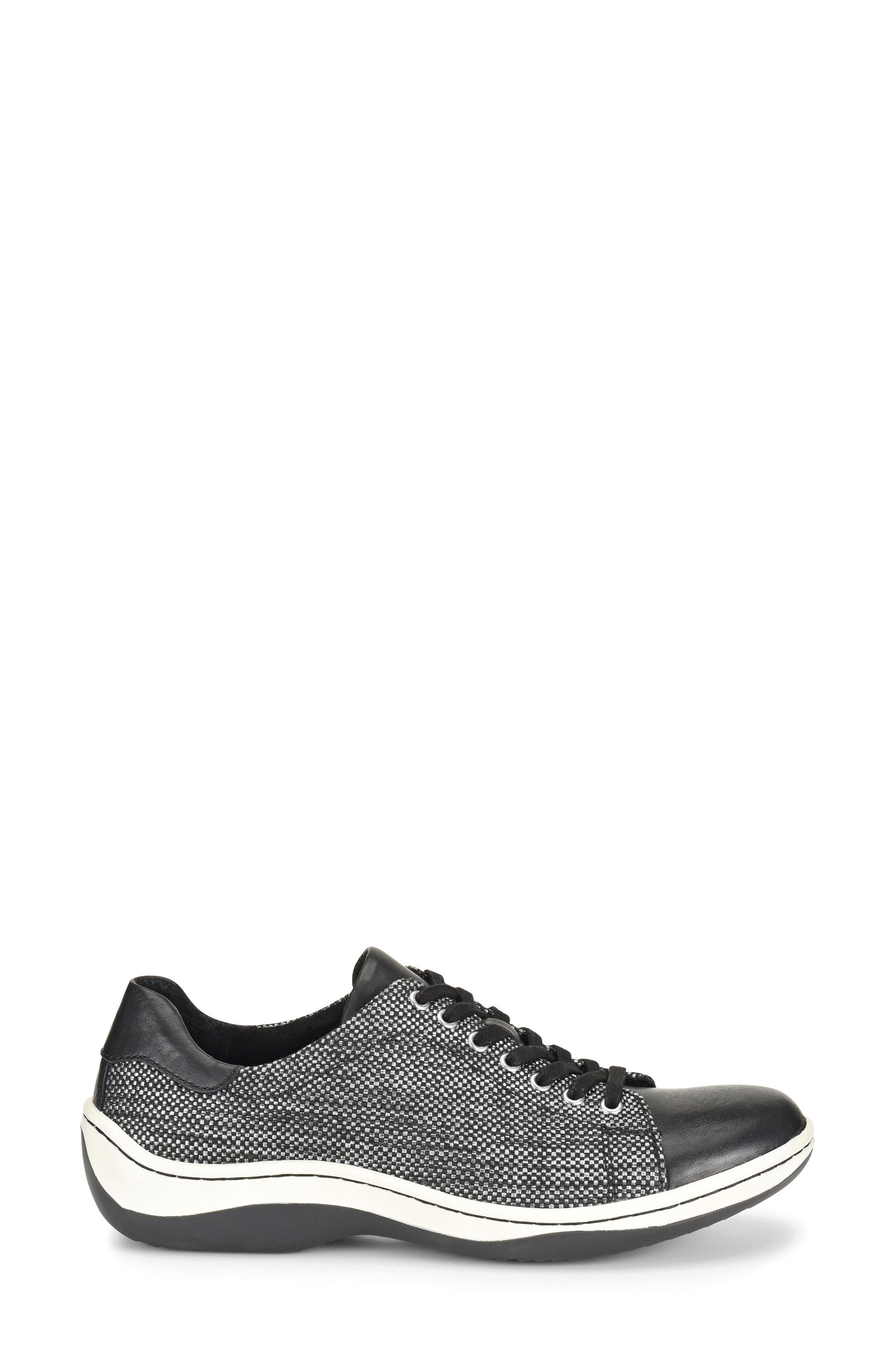 Bengta Sneaker,                             Alternate thumbnail 3, color,                             001