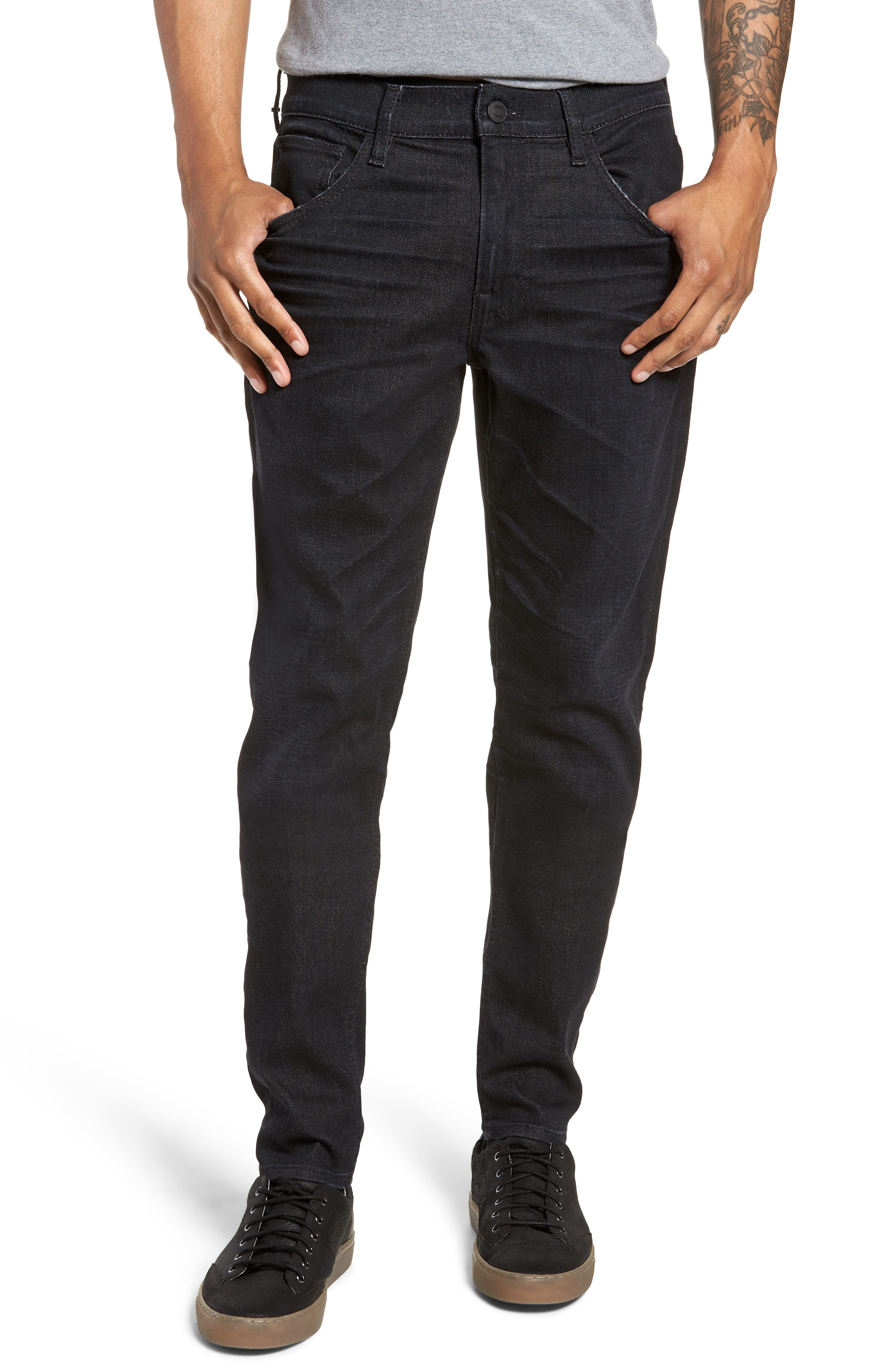 Byron Straight Leg Jeans,                         Main,                         color, BENFIELD