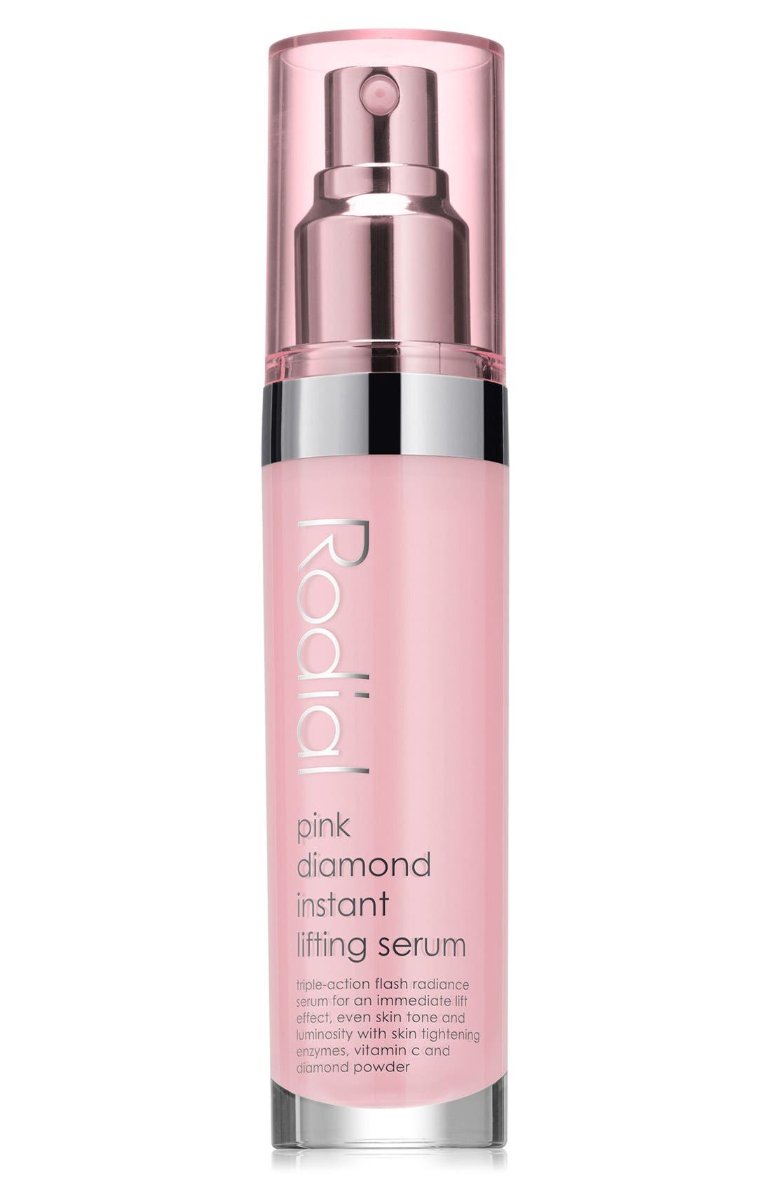 SPACE.NK.apothecary Rodial Pink Diamond Instant Lifting Serum,                             Main thumbnail 1, color,                             000