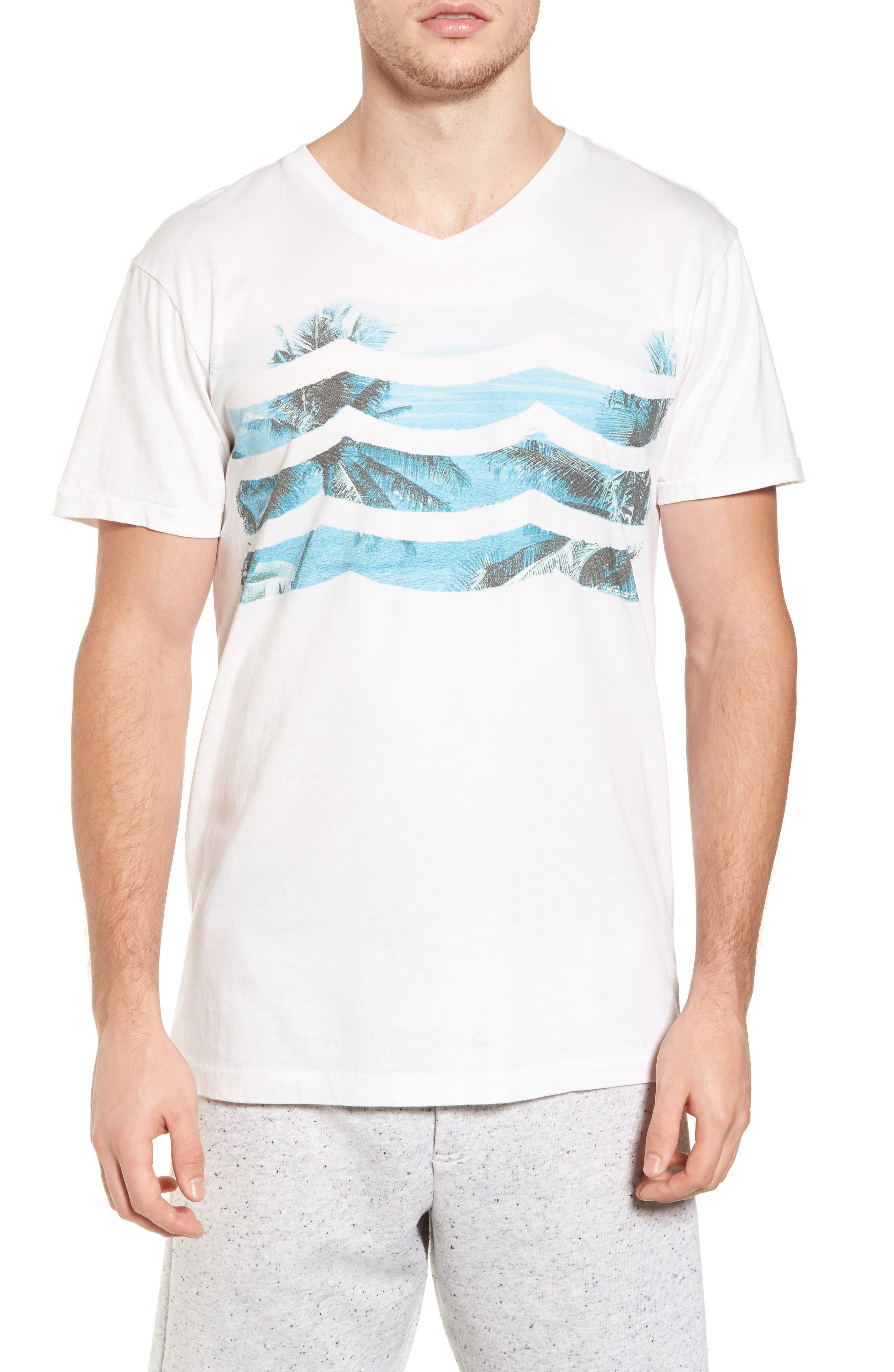 Vista Del Mar T-Shirt,                             Main thumbnail 1, color,                             110