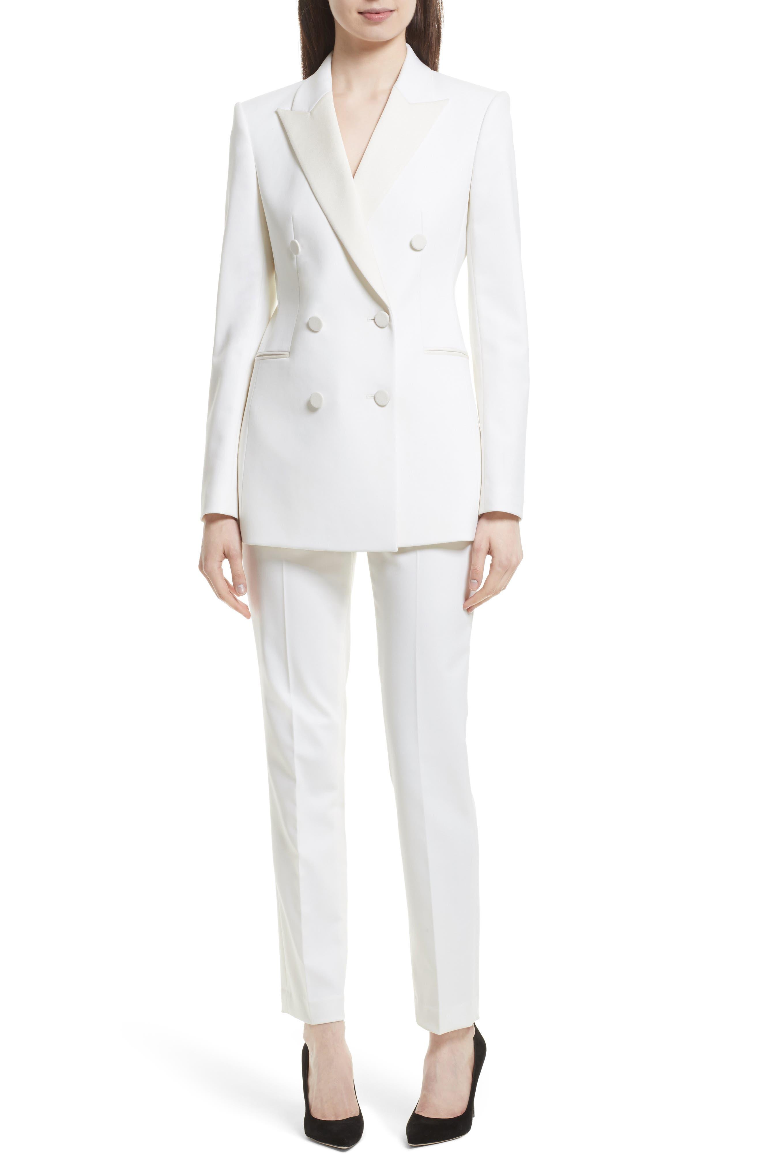 Tuxedo Suit Pants,                             Alternate thumbnail 12, color,