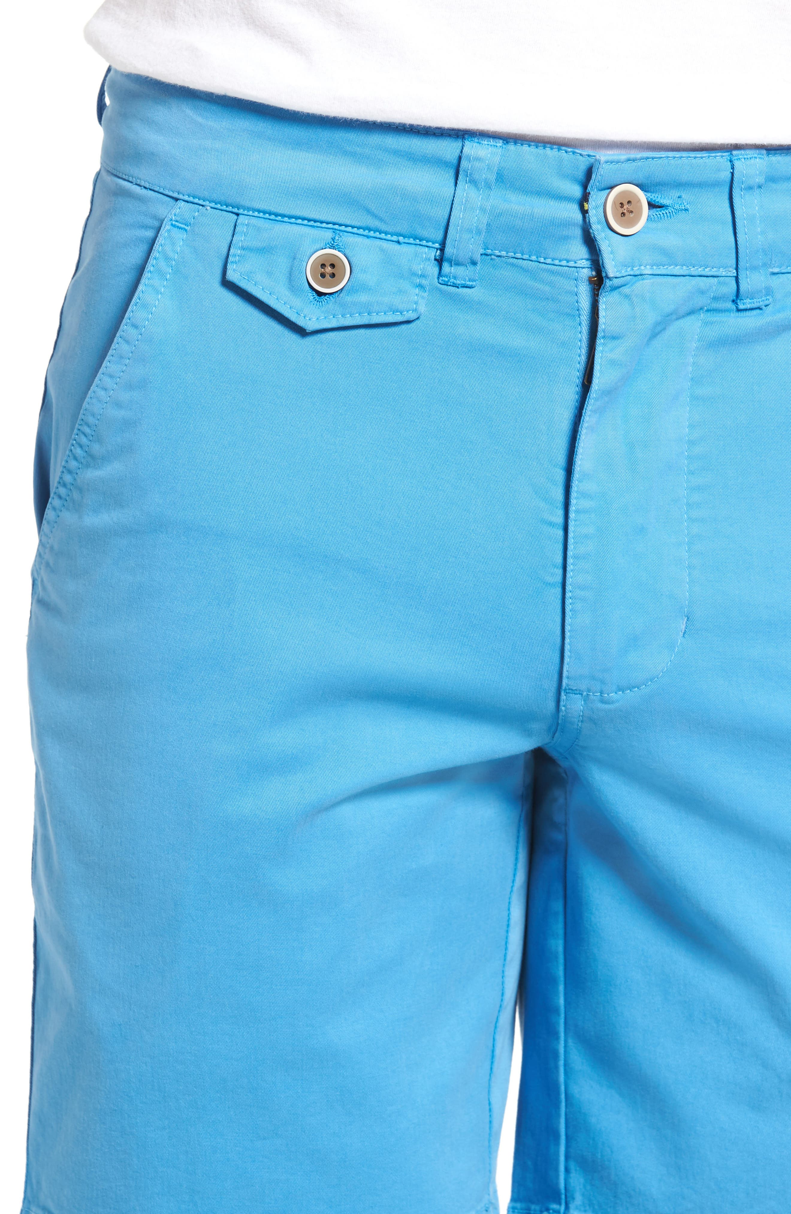 'Sunny' Stretch Chino Shorts,                             Alternate thumbnail 22, color,