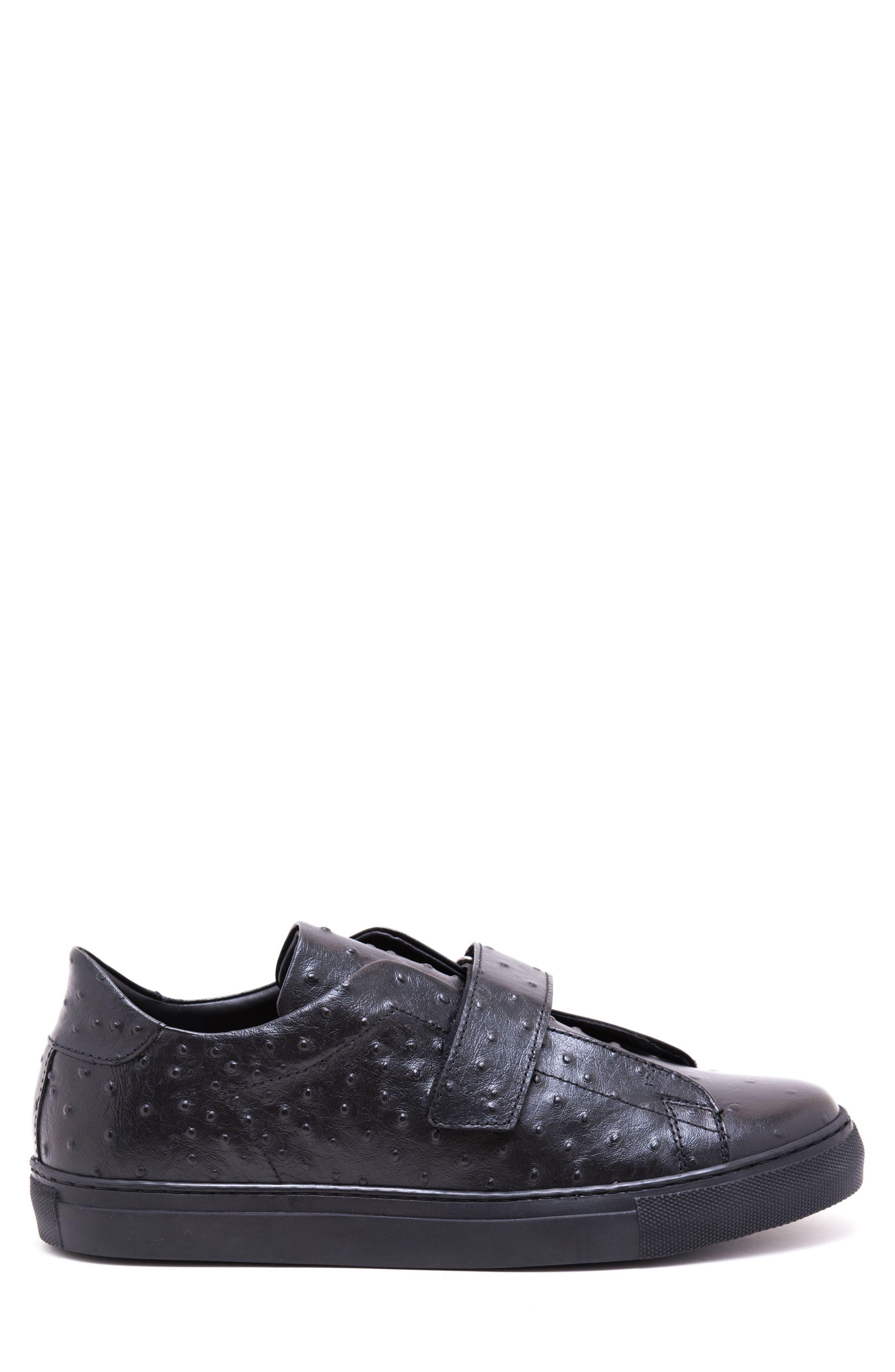West Sneaker,                             Alternate thumbnail 3, color,                             BLACK
