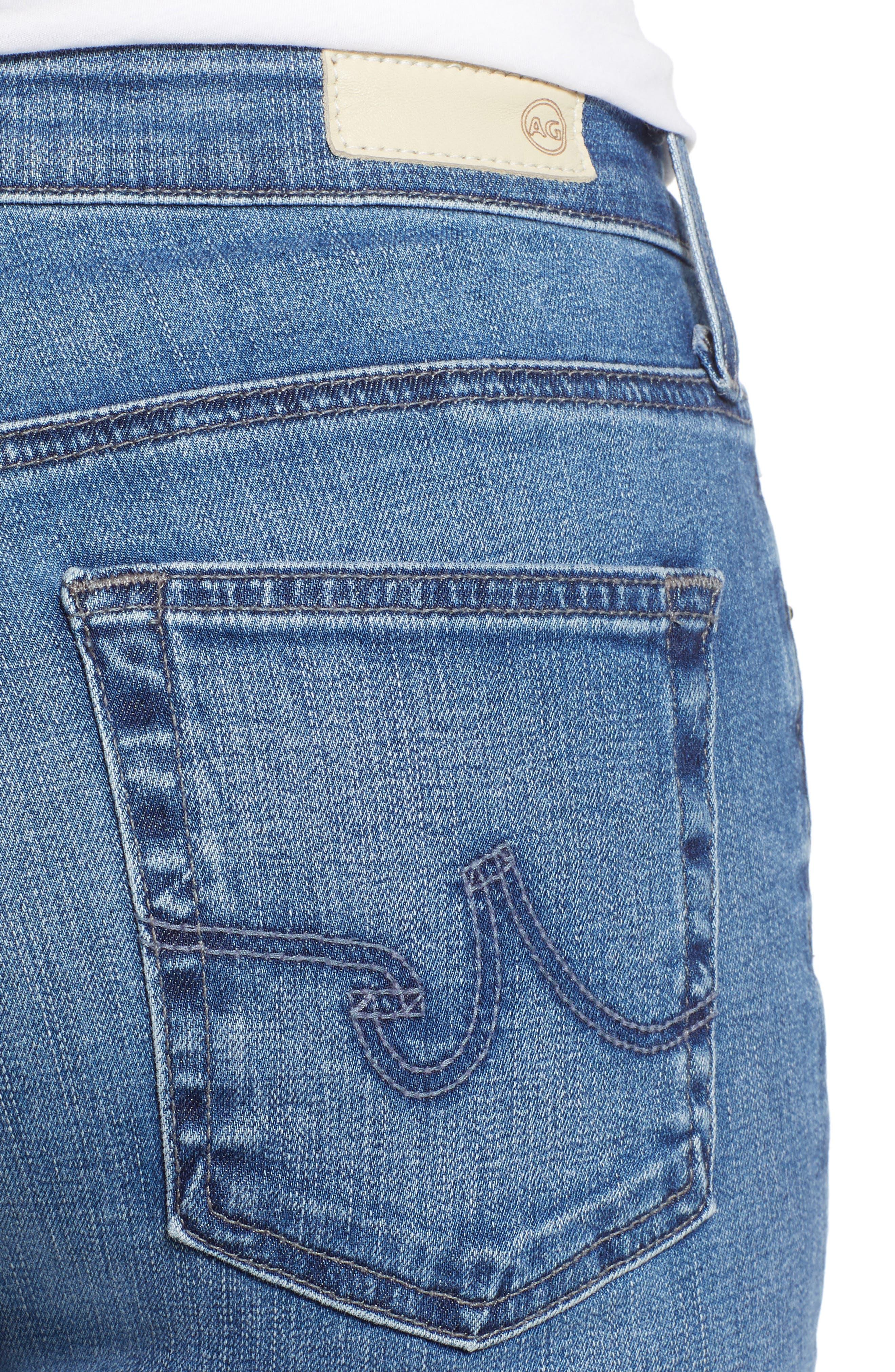 'The Farrah' High Rise Skinny Jeans,                             Alternate thumbnail 37, color,