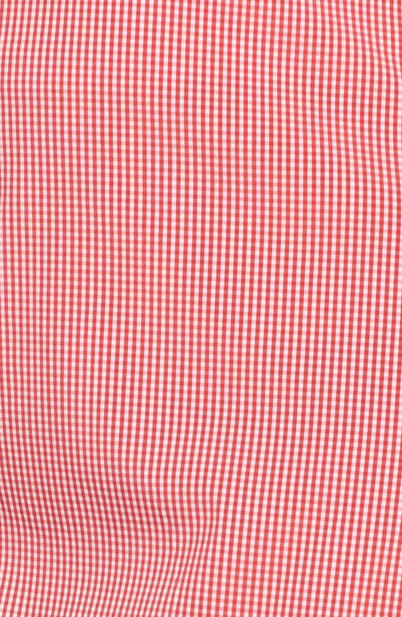 Gingham Ruffle Skirt,                             Alternate thumbnail 10, color,