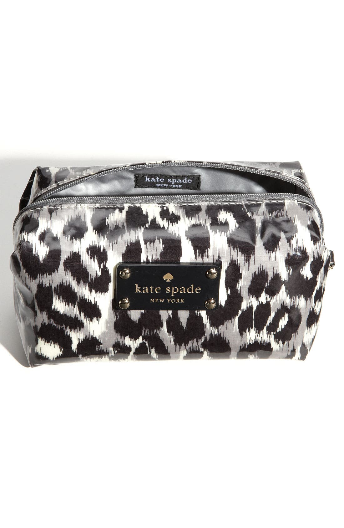 KATE SPADE NEW YORK,                             'daycation - leila' pouch,                             Alternate thumbnail 3, color,                             017