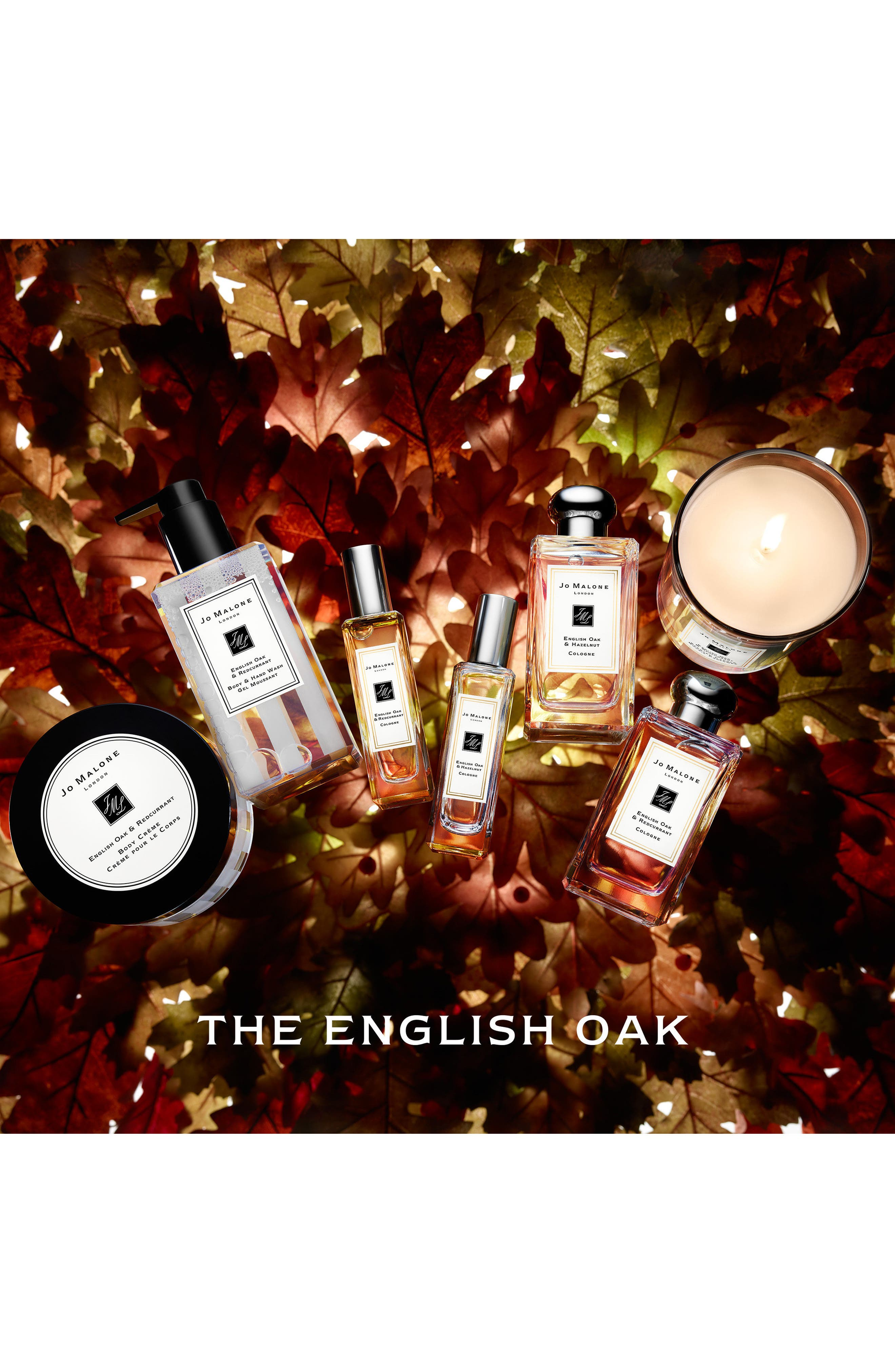 English Oak & Hazelnut Cologne,                             Alternate thumbnail 7, color,                             NO COLOR