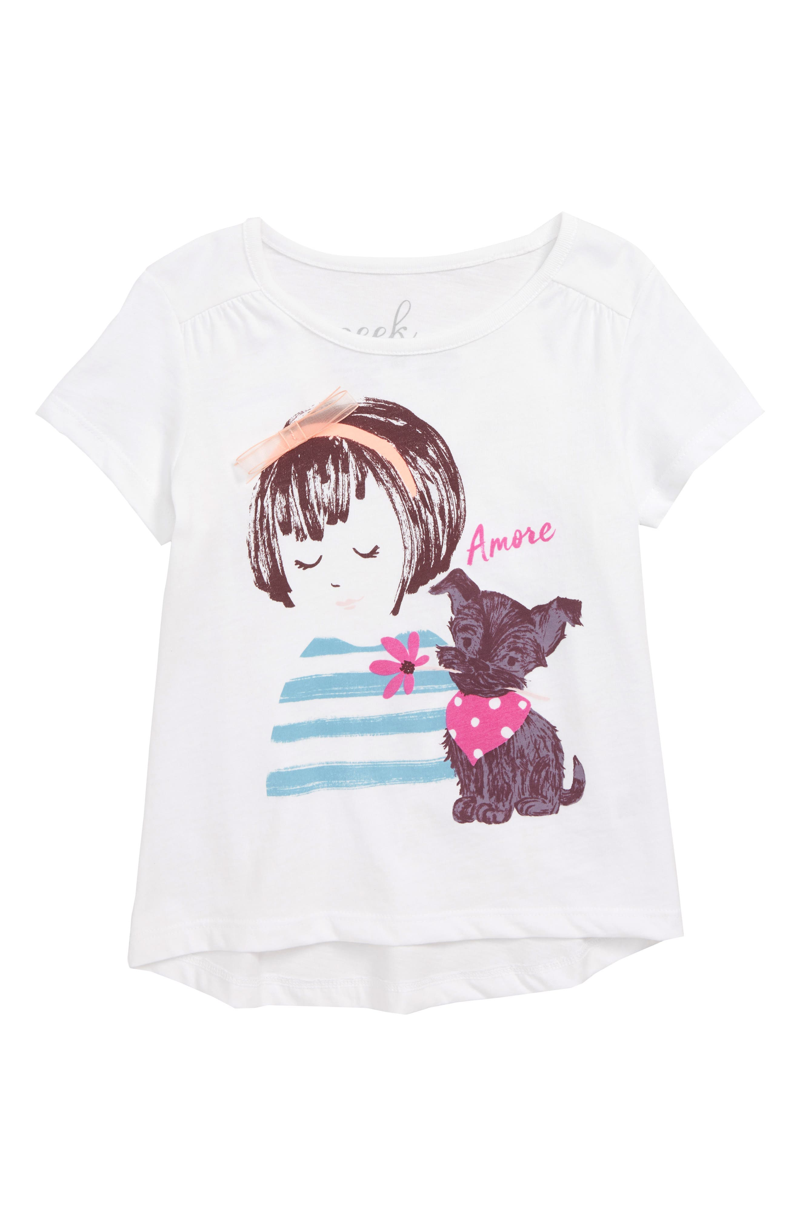 Amore Graphic Tee,                             Main thumbnail 1, color,                             900