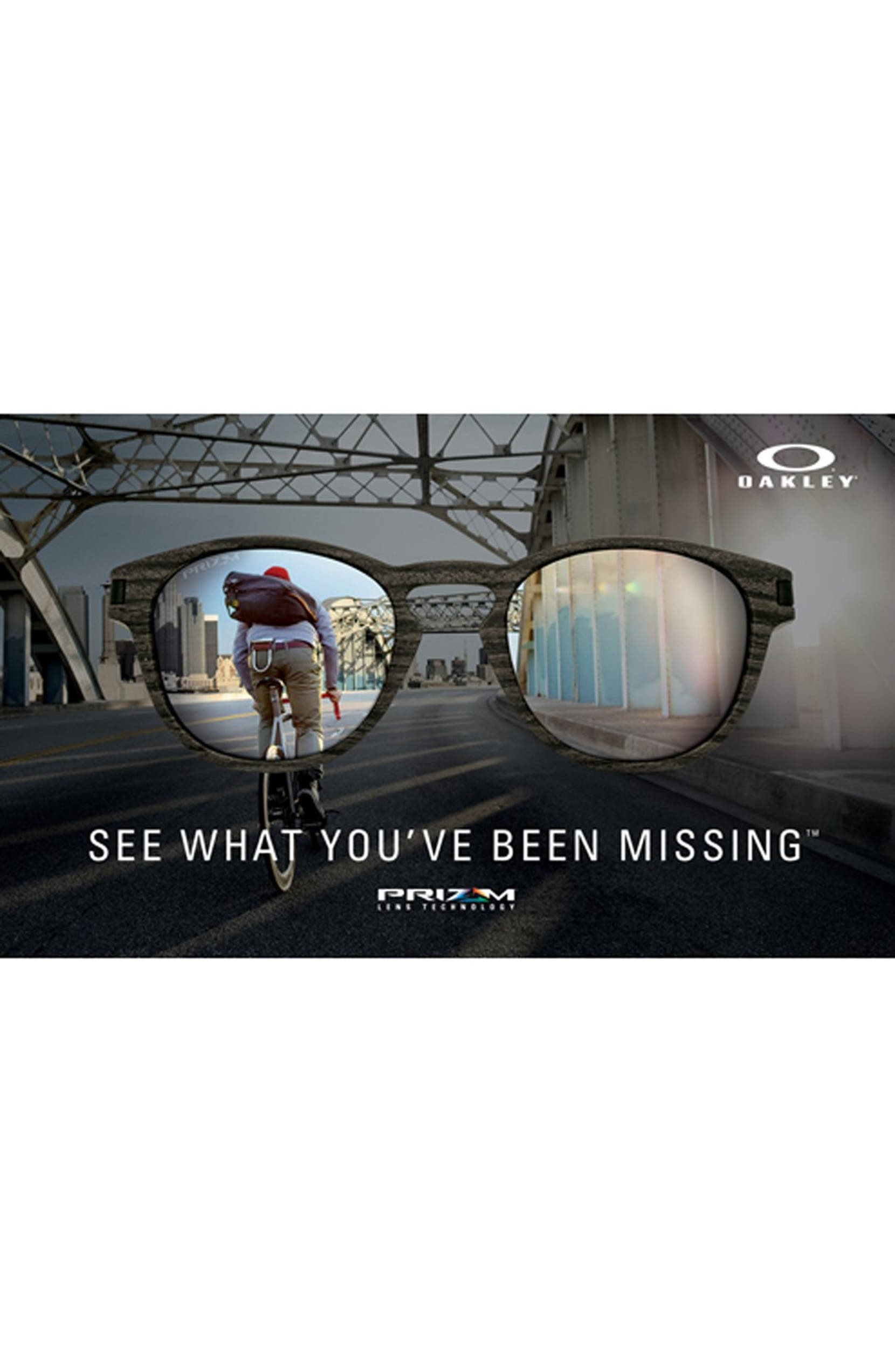 9f12e25522 Oakley  Forehand™ Prizm™ Daily  57mm Polarized Sunglasses