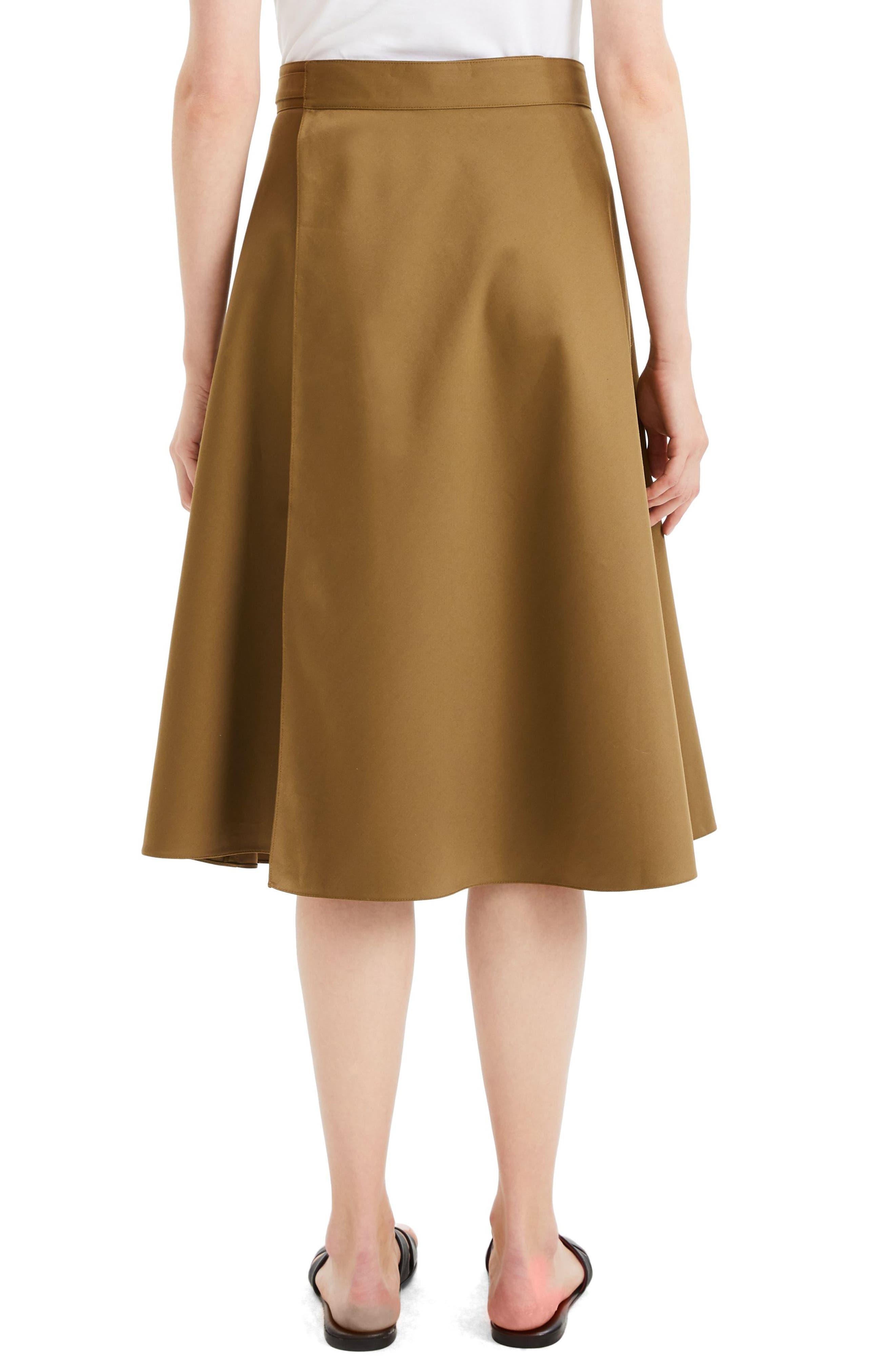 Workwear Skirt,                             Alternate thumbnail 2, color,                             ALLSPICE
