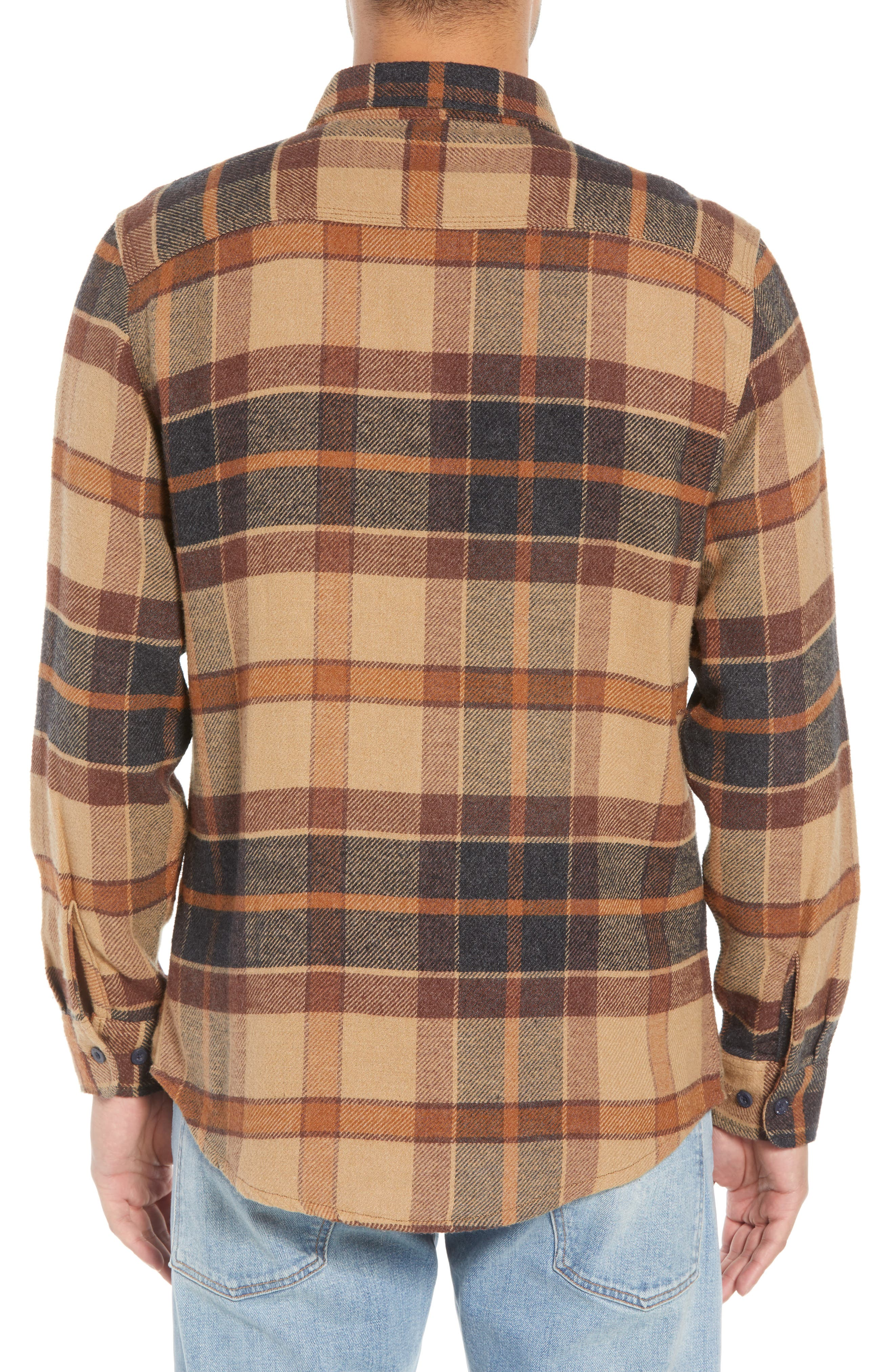 Bowery Flannel Shirt,                             Alternate thumbnail 29, color,