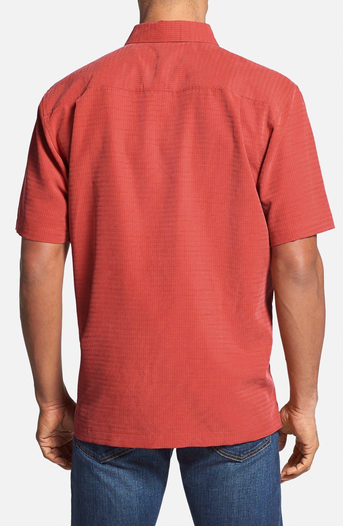 'Centinela 4' Short Sleeve Sport Shirt,                             Alternate thumbnail 55, color,