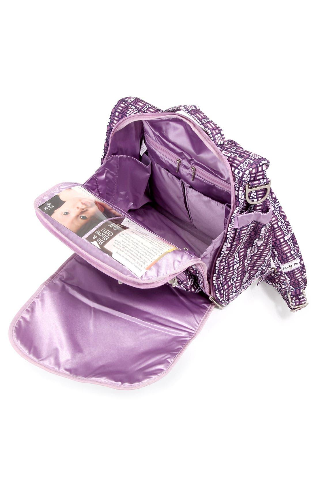 'BFF' Diaper Bag,                             Alternate thumbnail 128, color,
