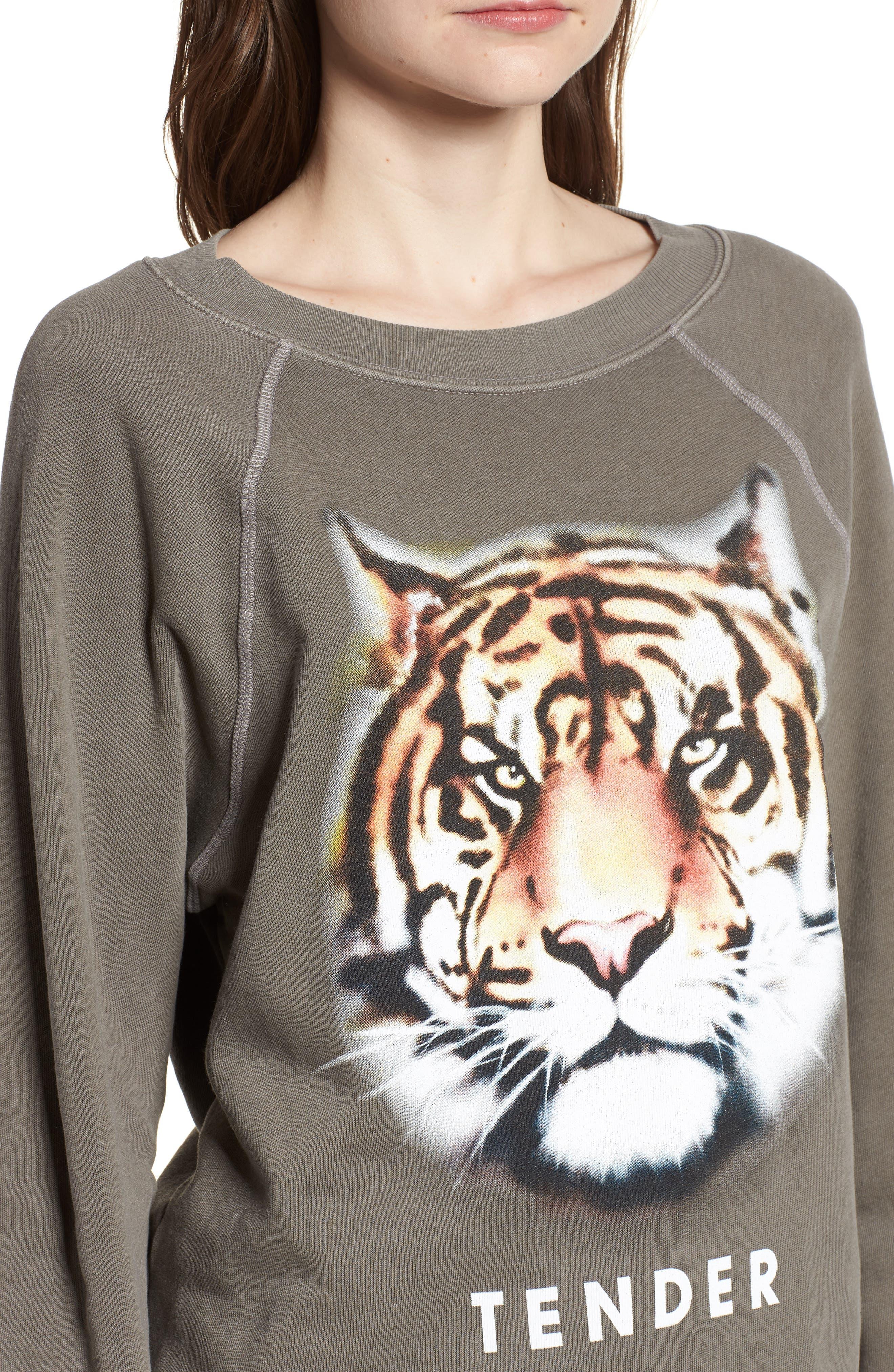Tender - Sommers Sweatshirt,                             Alternate thumbnail 4, color,