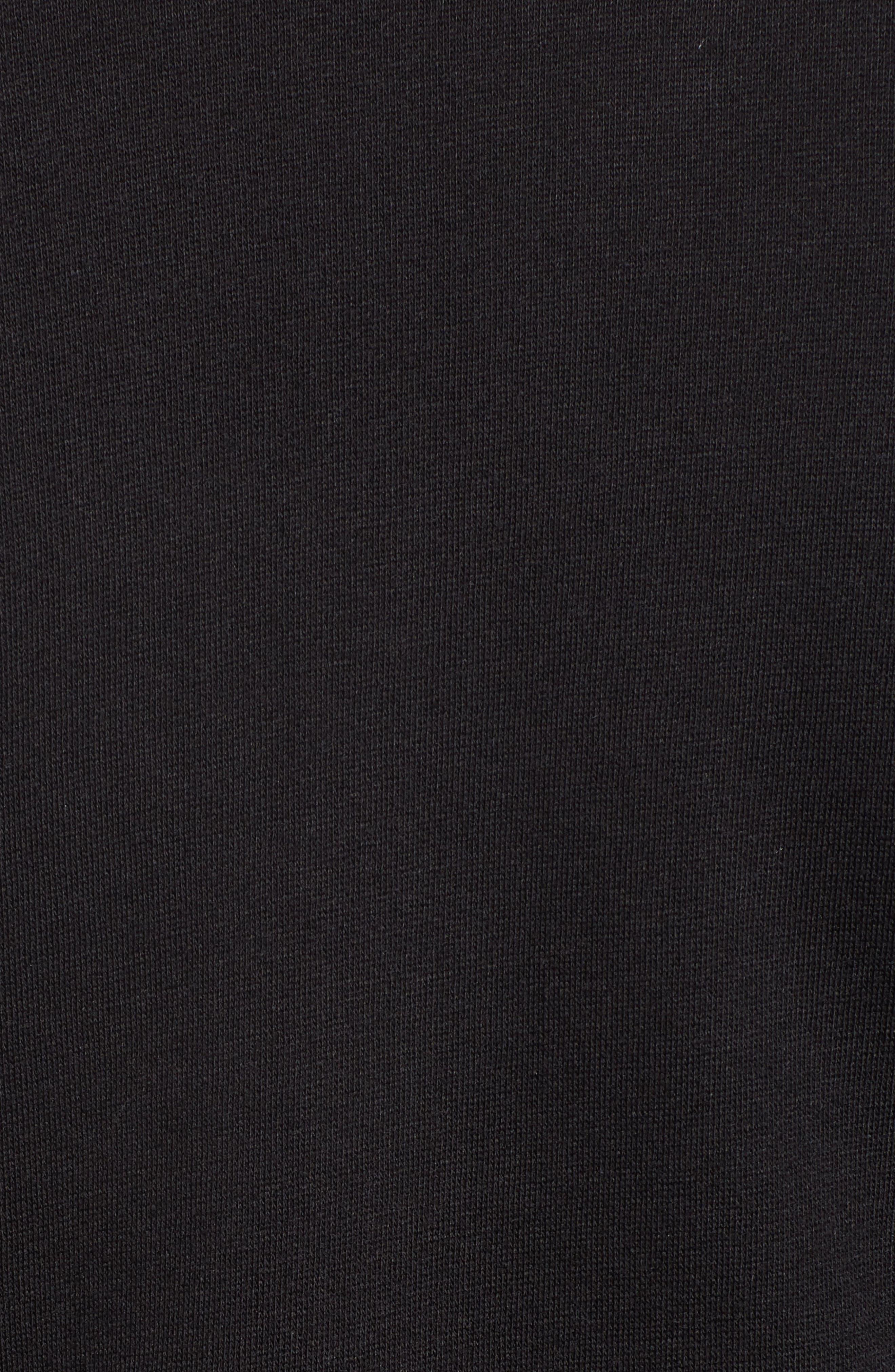 Two Pocket Knit Blazer,                             Alternate thumbnail 7, color,                             001