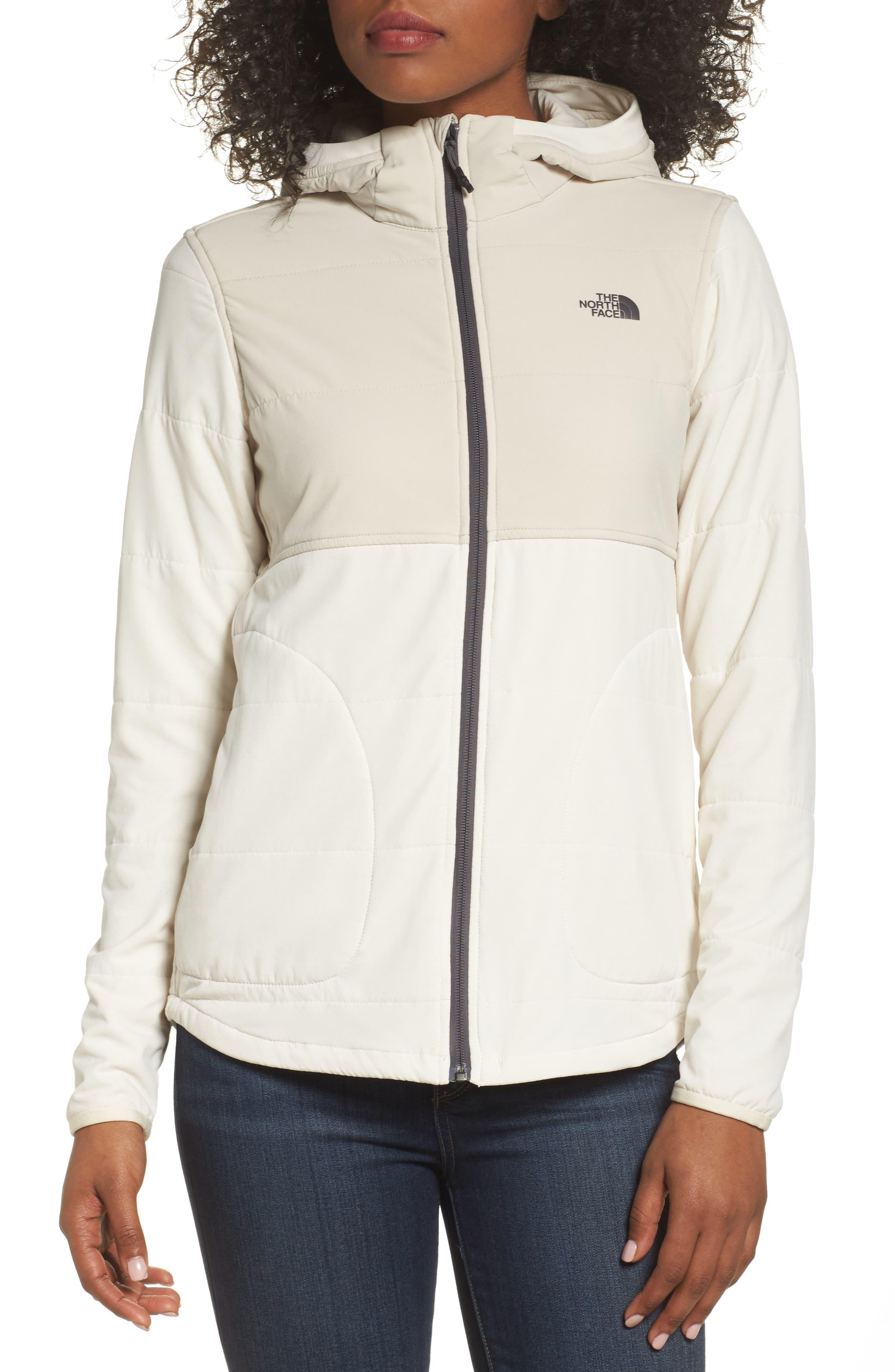 Mountain Sweatshirt Insulated Hooded Jacket,                             Alternate thumbnail 4, color,                             100