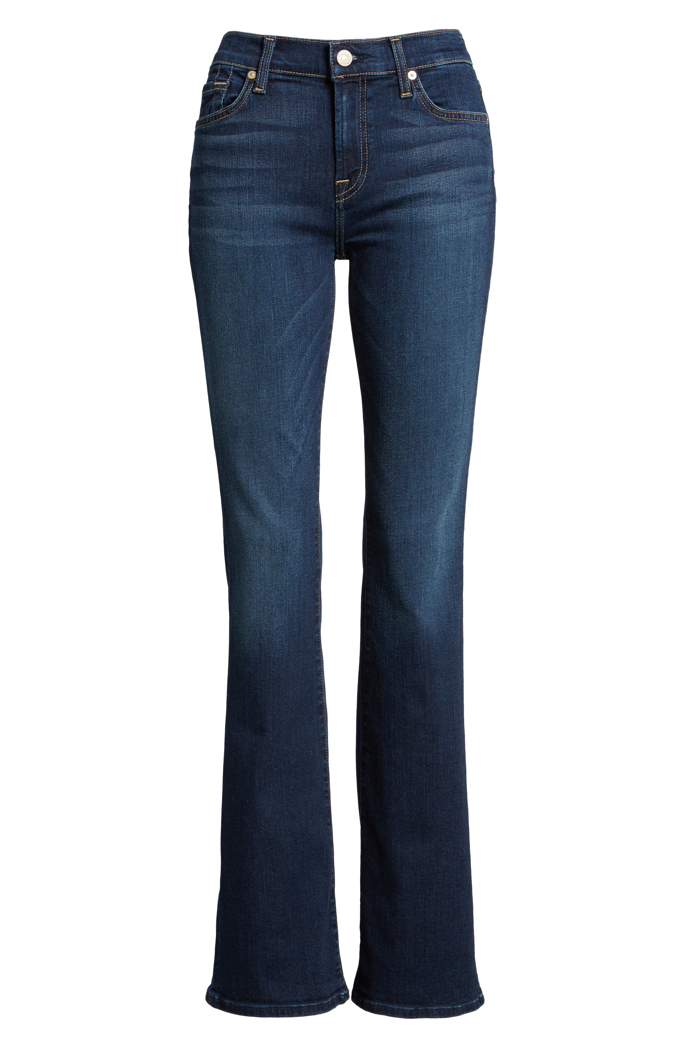 Tailorless - Icon Bootcut Jeans,                             Alternate thumbnail 7, color,                             400