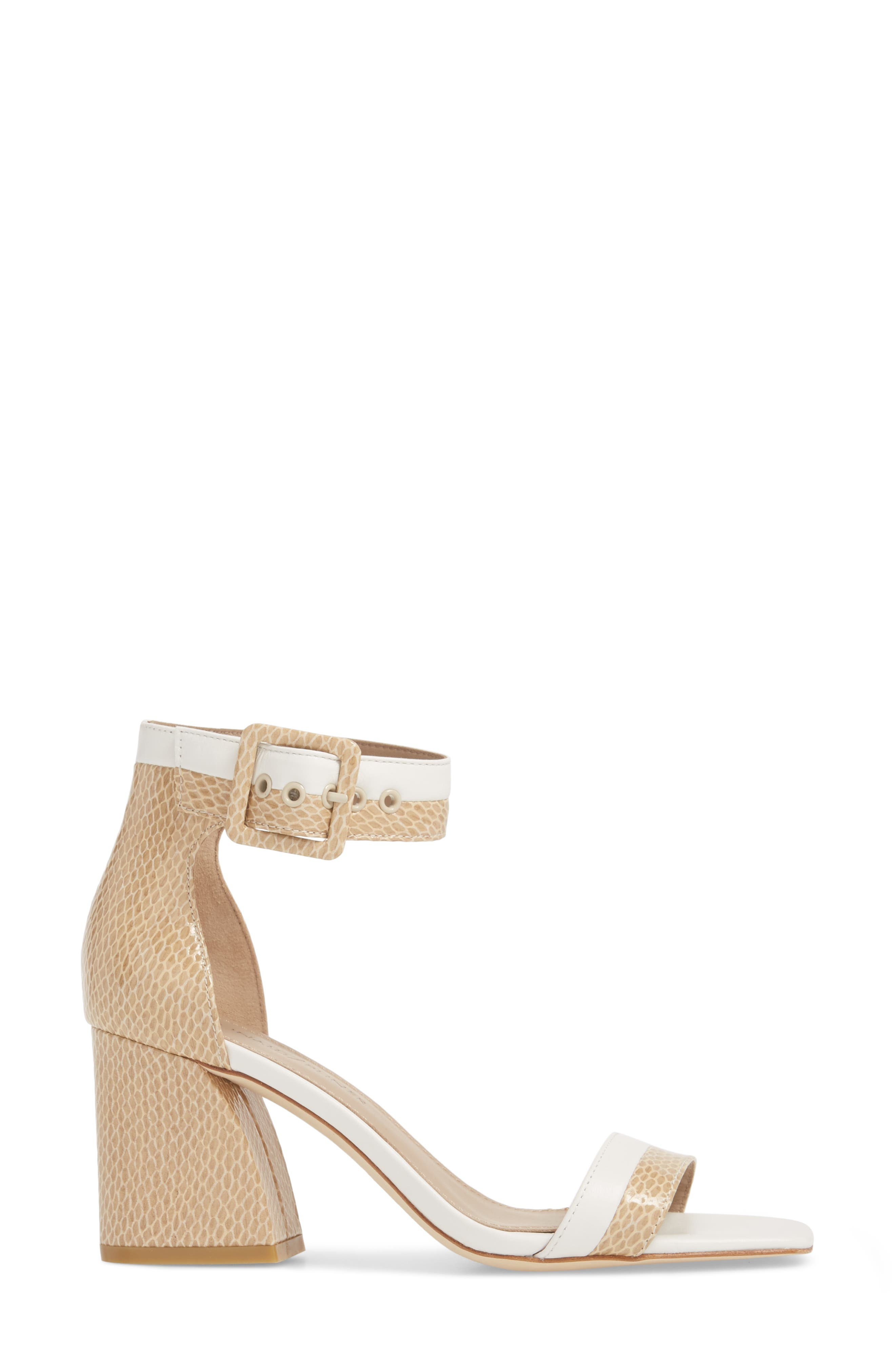 DONALD PLINER,                             Watson Ankle Strap Sandal,                             Alternate thumbnail 3, color,                             250