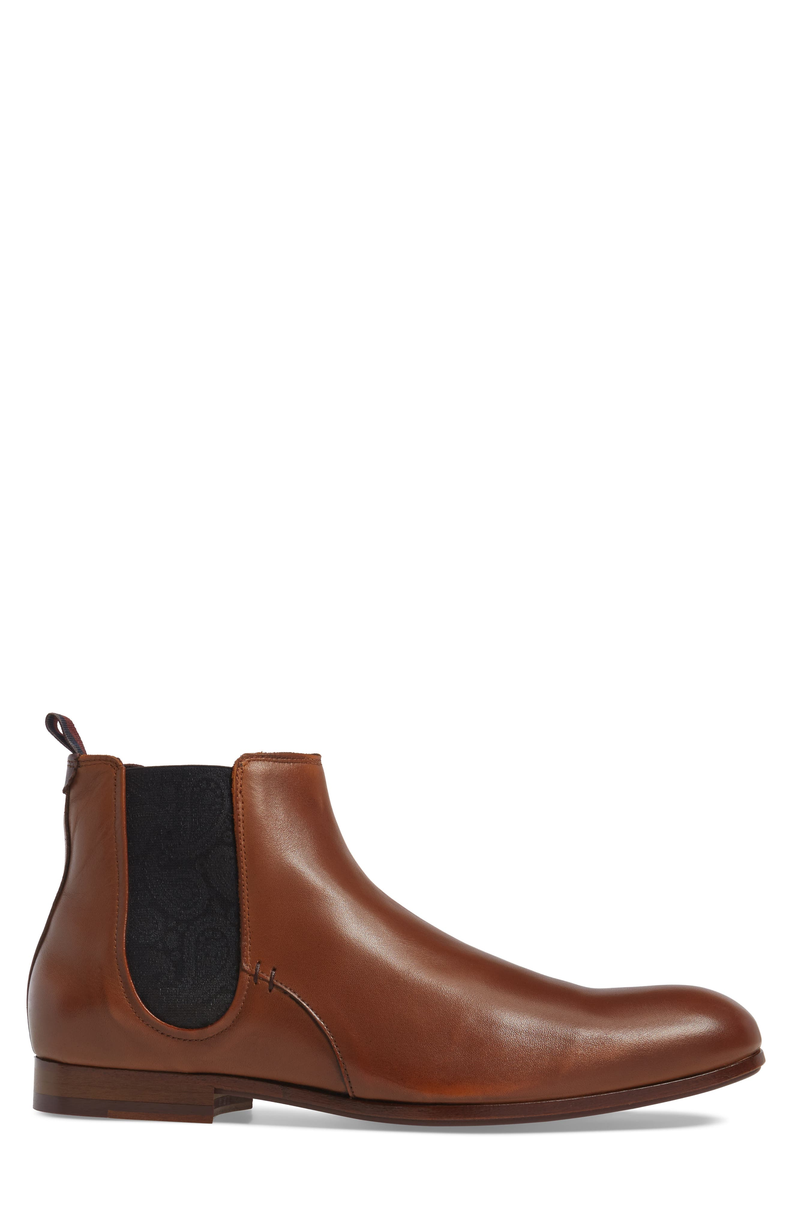 Zenier Chelsea Boot,                             Alternate thumbnail 3, color,