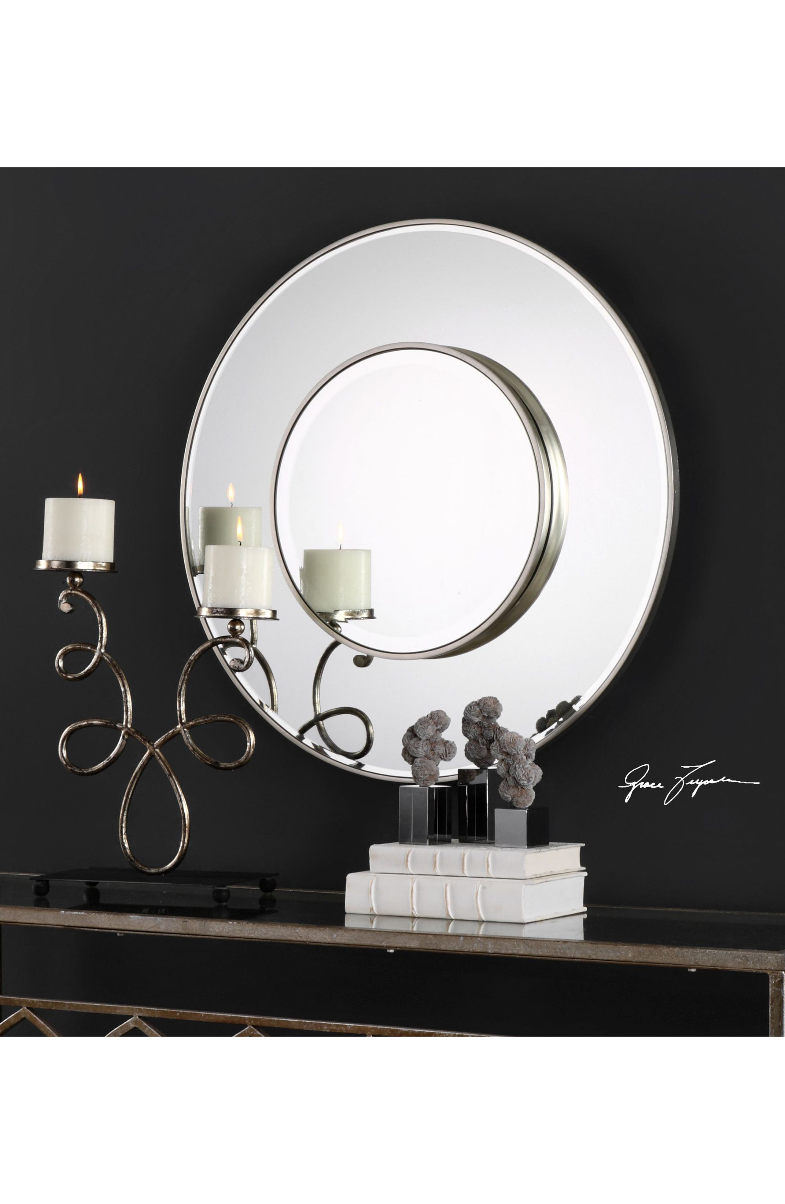 Odelia Wall Mirror,                             Alternate thumbnail 2, color,                             020