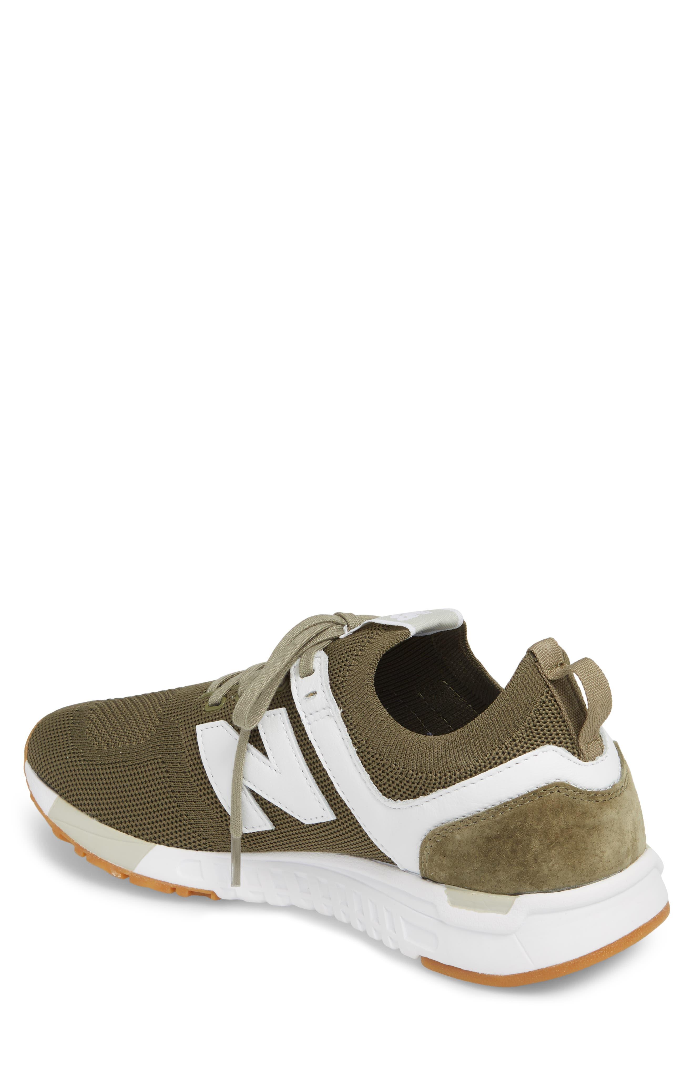 247 Decon Sneaker,                             Alternate thumbnail 2, color,                             COVERT GREEN